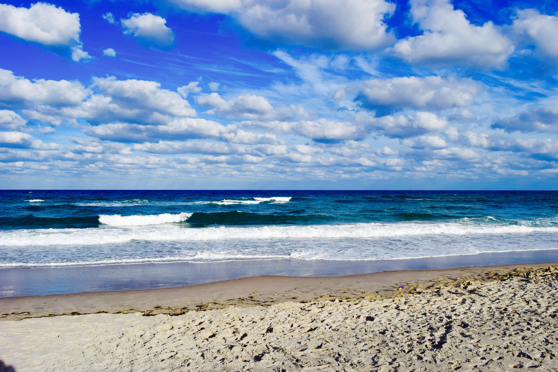 Фото открытый океан море пляж