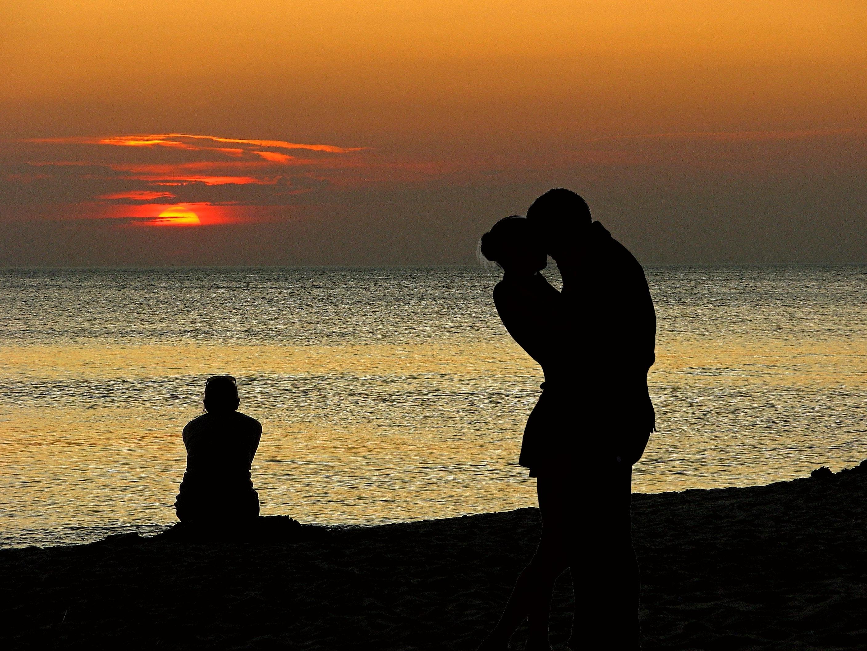 Гифка, картинка расставание влюбленных