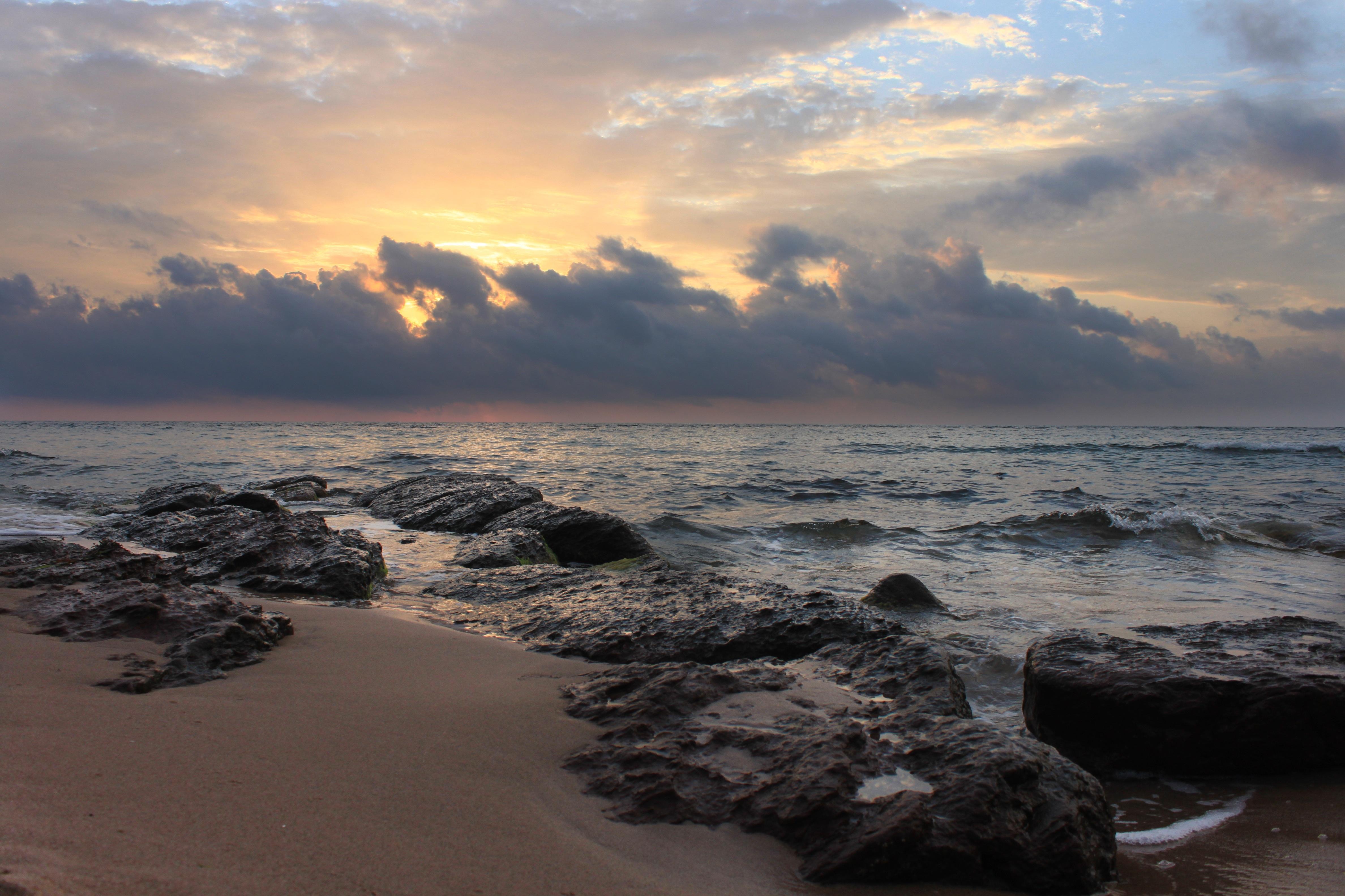 картинки день на берегу моря зыбин рыбалку форель