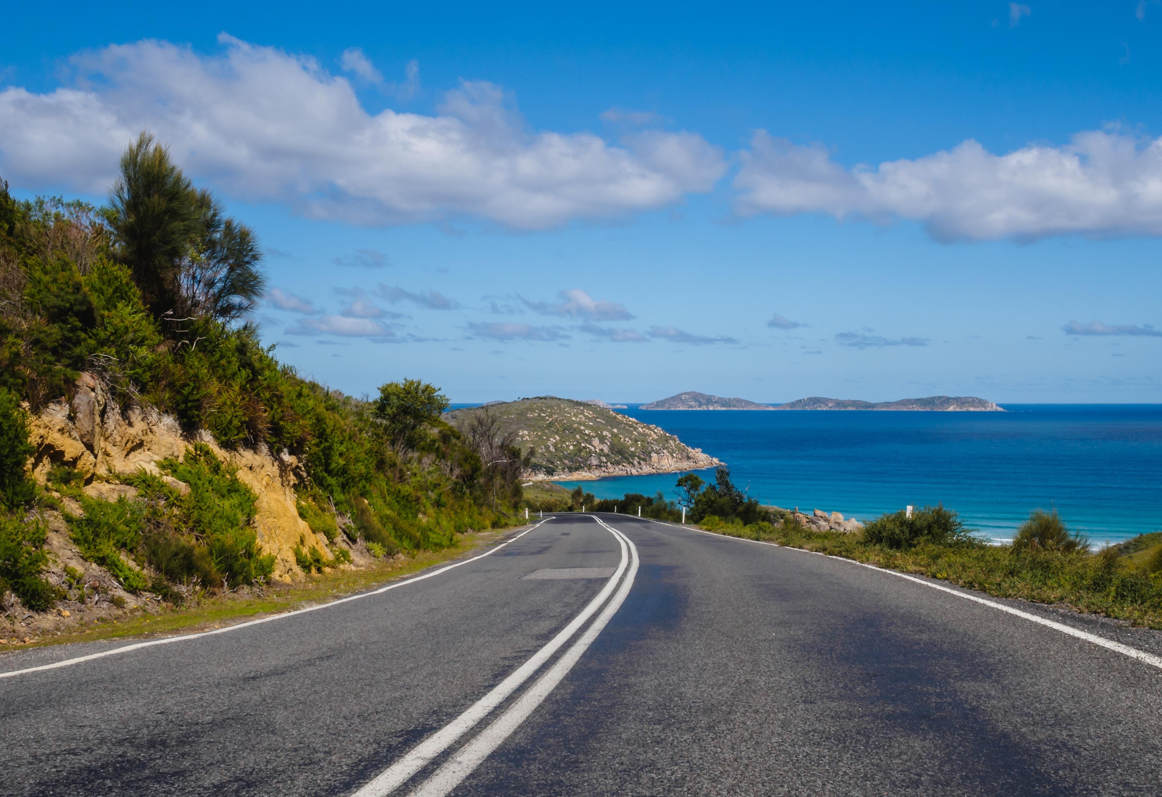 дорога к морю фотографии тюмени