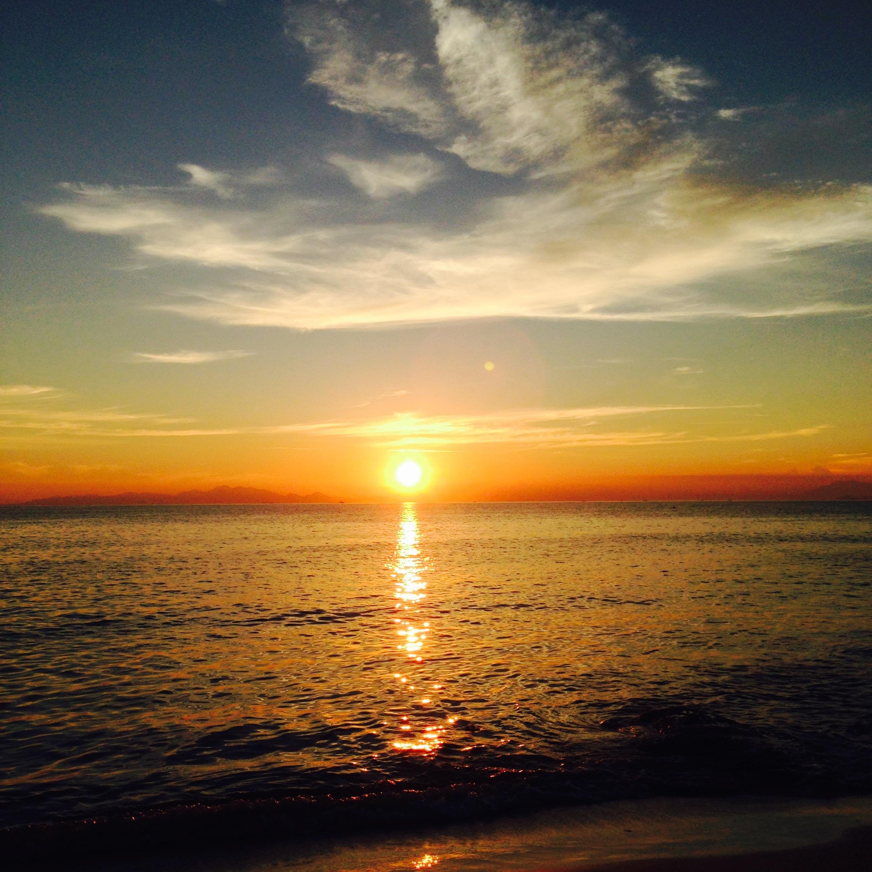 Картинки с восходом солнца на море