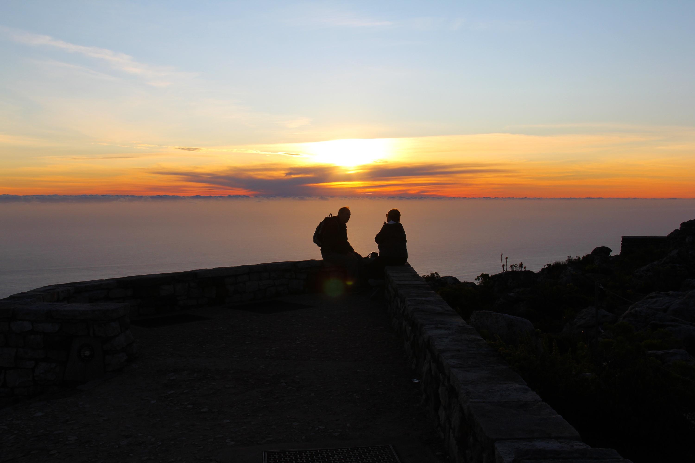 Free Images  beach sea coast ocean horizon cloud sky sun sunrise sunset sunlight morning dawn travel dusk evening bay cable car table ... & Free Images : beach sea coast ocean horizon cloud sky sun ...