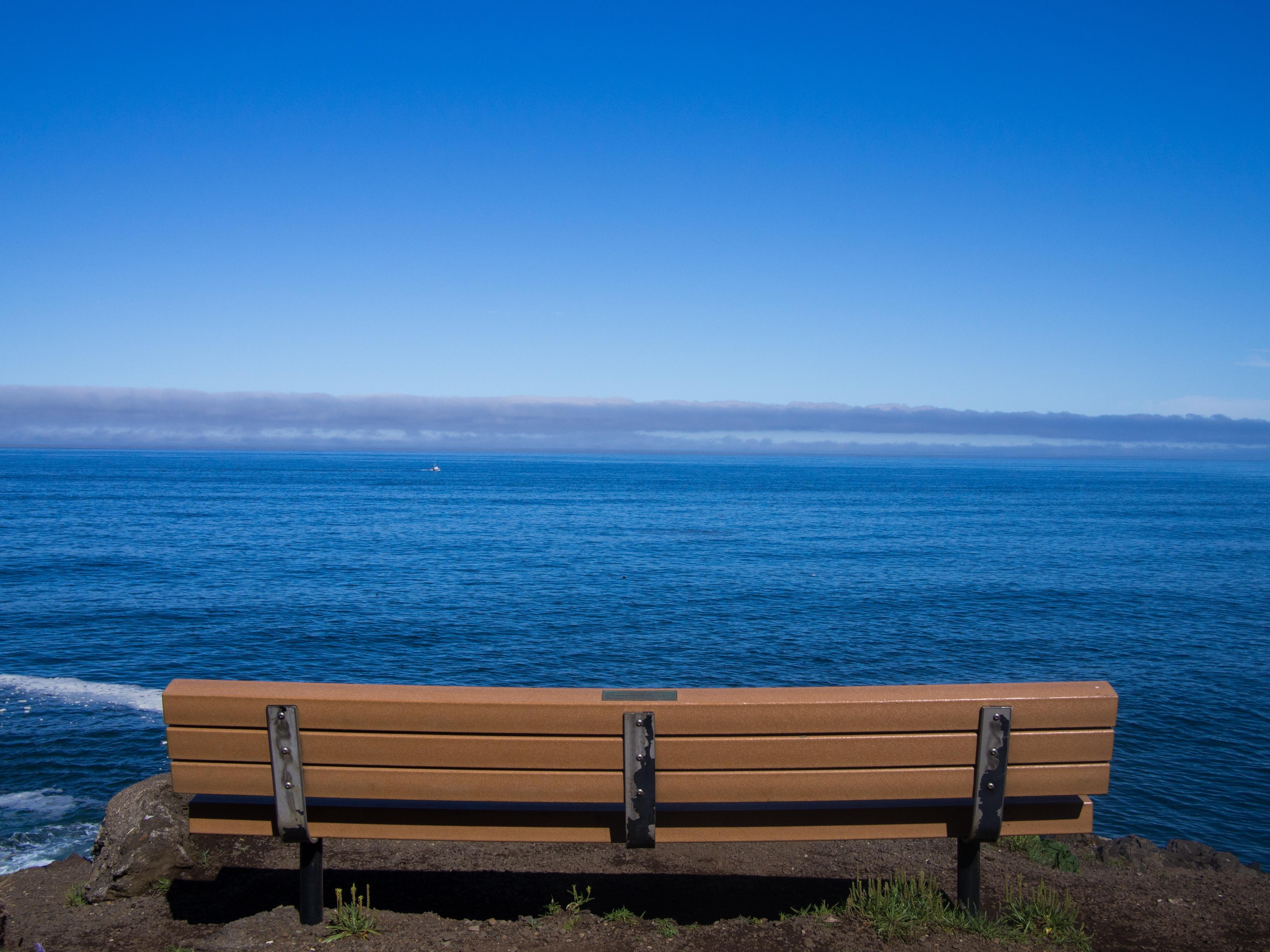 Free Images : beach, sea, coast, ocean, horizon, sky ...