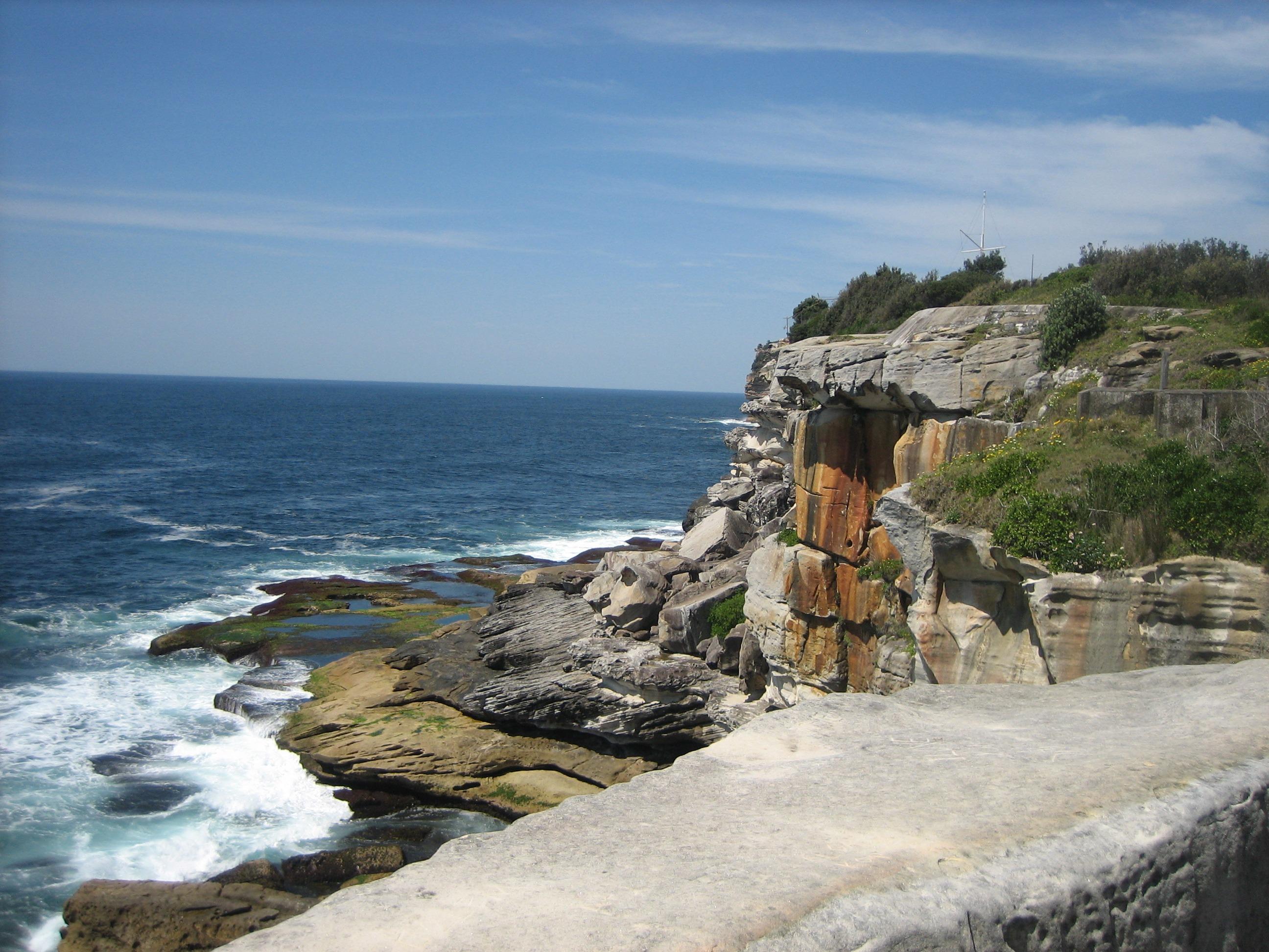 Botany Bay Sea Beach