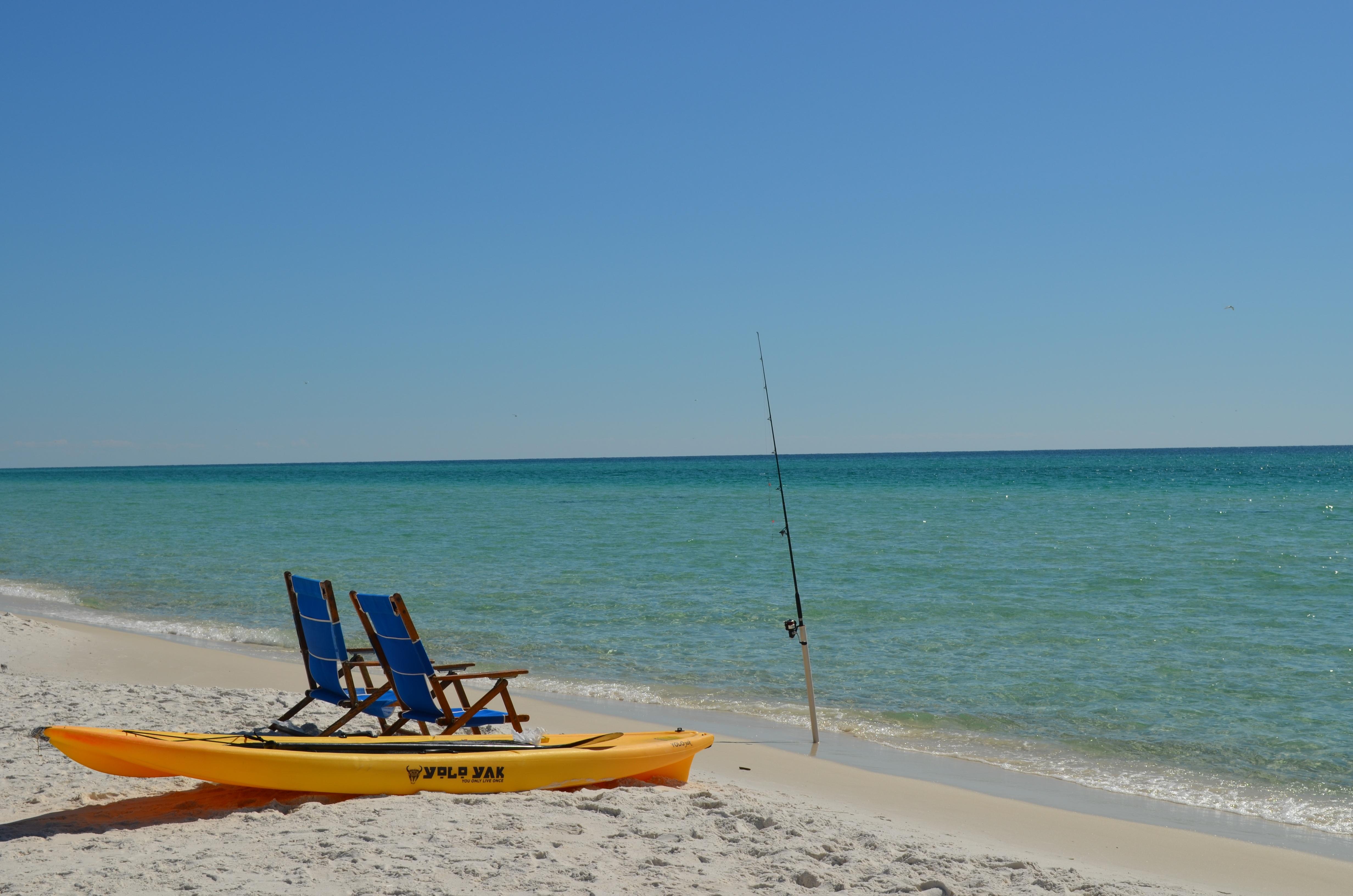 Free images sea coast sand ocean boat shore wind for Surf fishing panama city beach