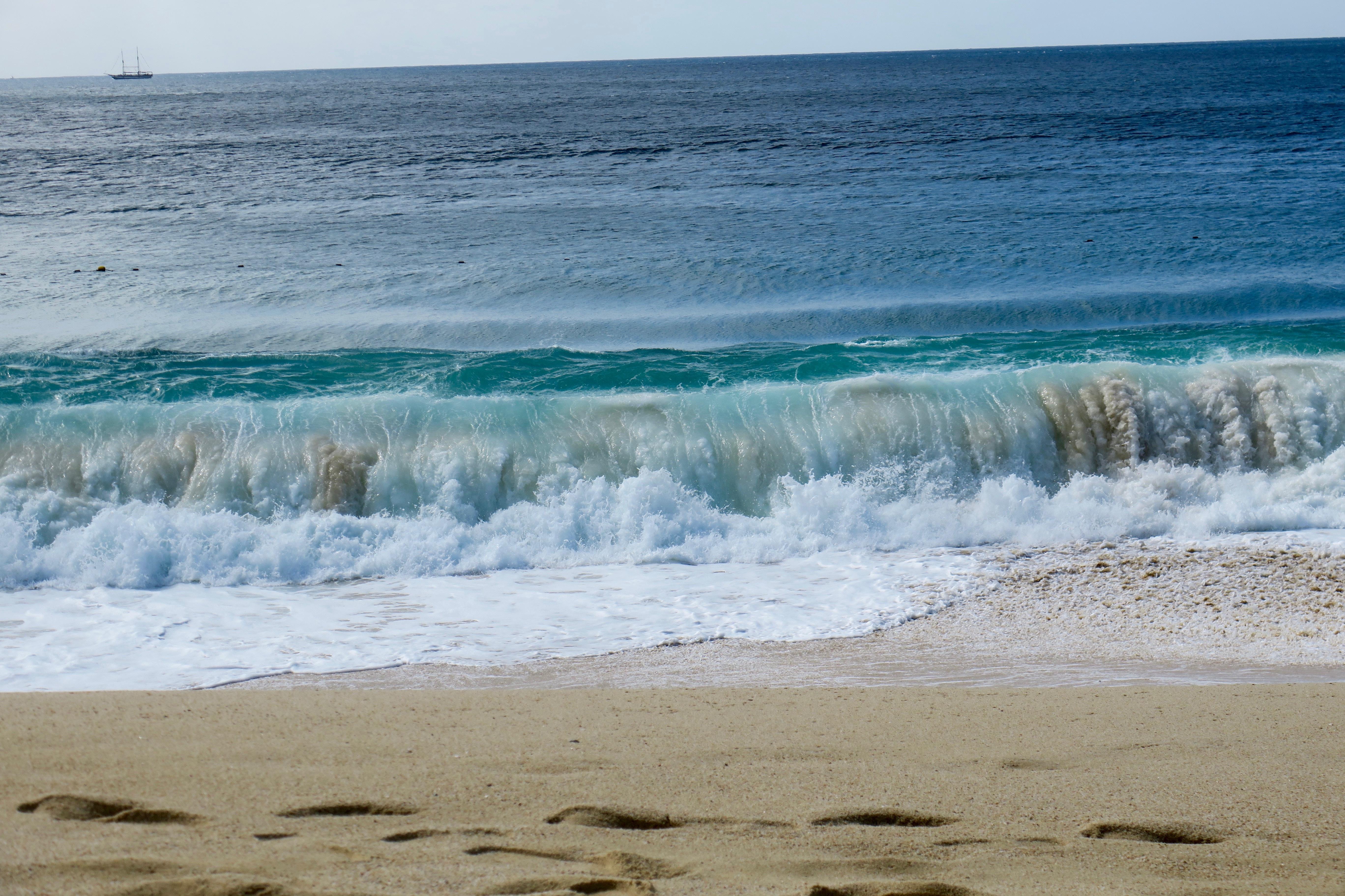 картинки песчаного берега и океана