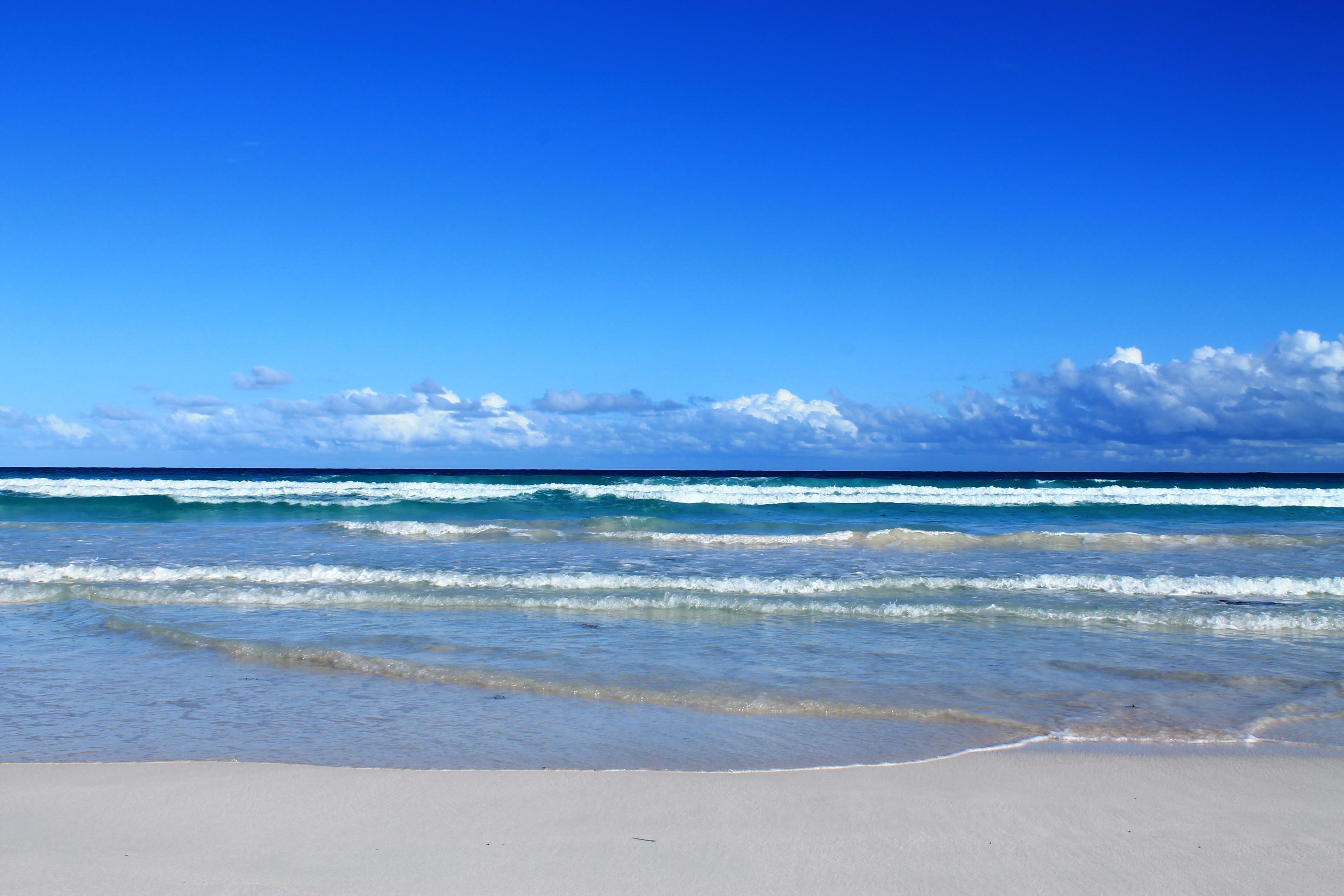 Free Images : beach, coast, sand, ocean, horizon, sky, shore, summer