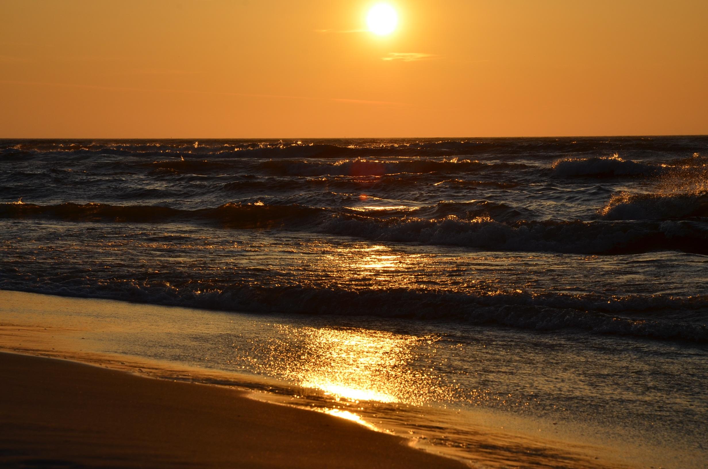 говорит, картинки закат на берегу моря ситуация