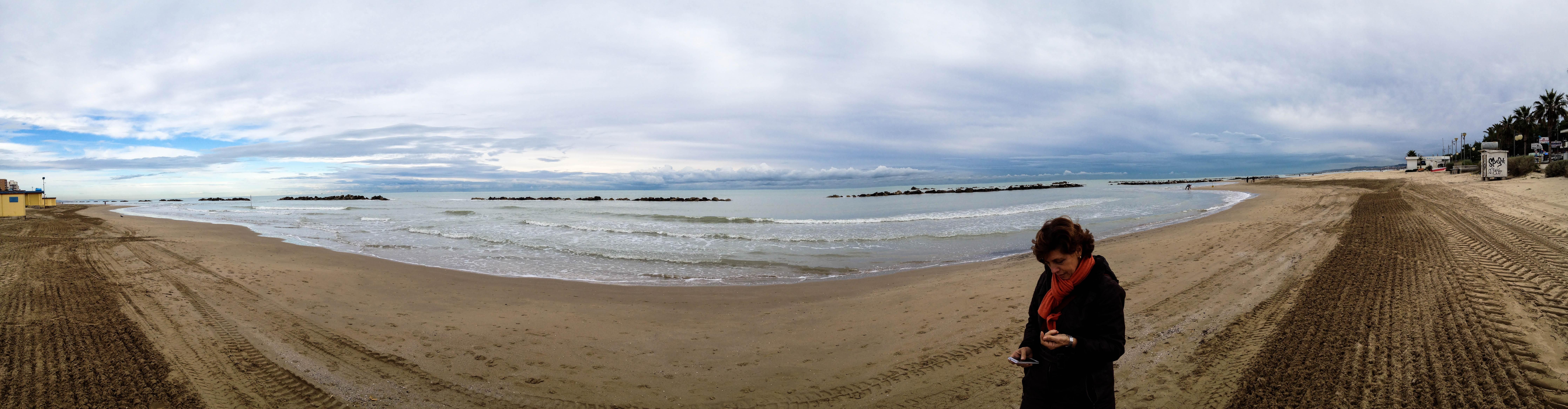 Pescara Strand gratis afbeeldingen strand zee kust zand winter duin klif