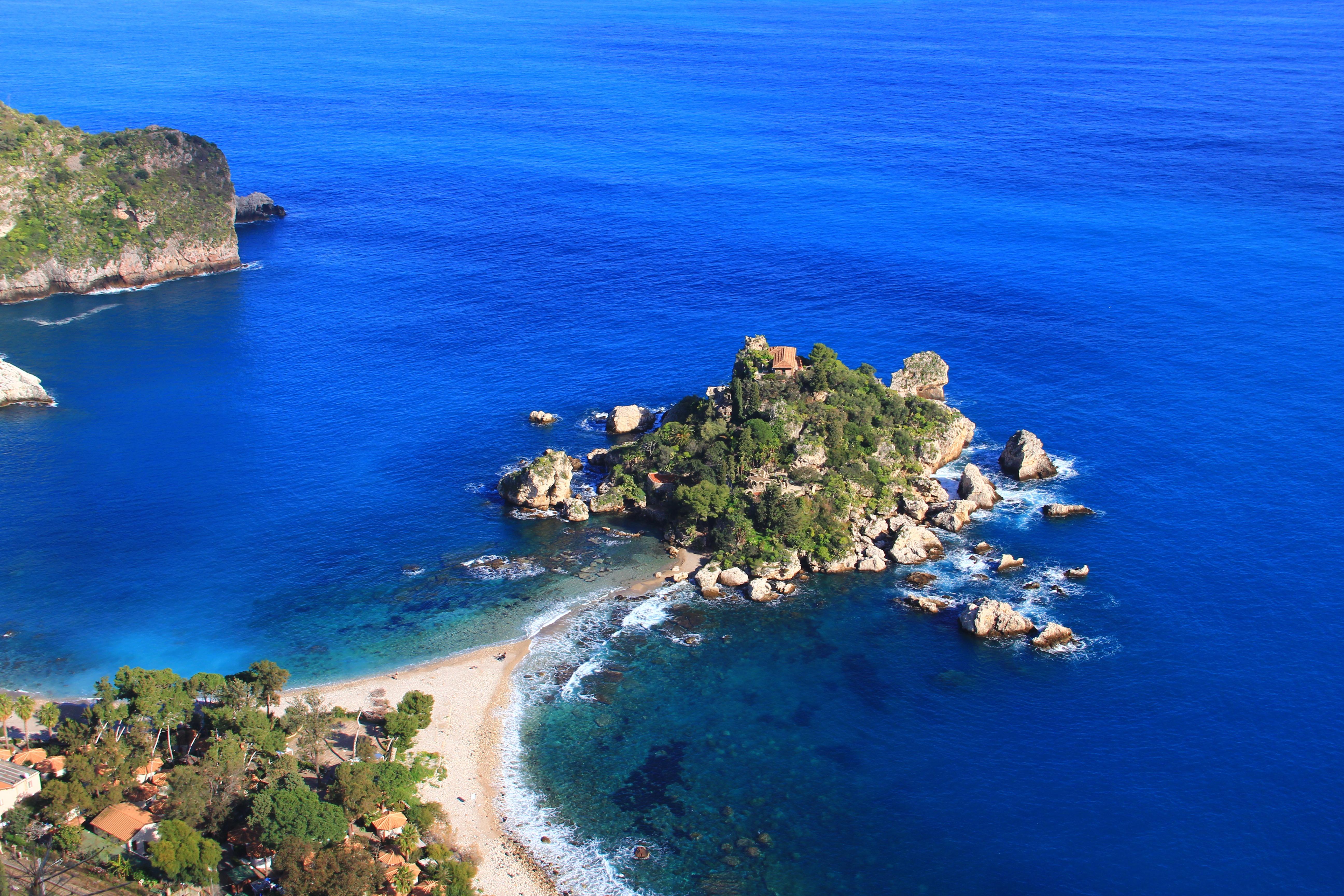 остров леванцо фото природа