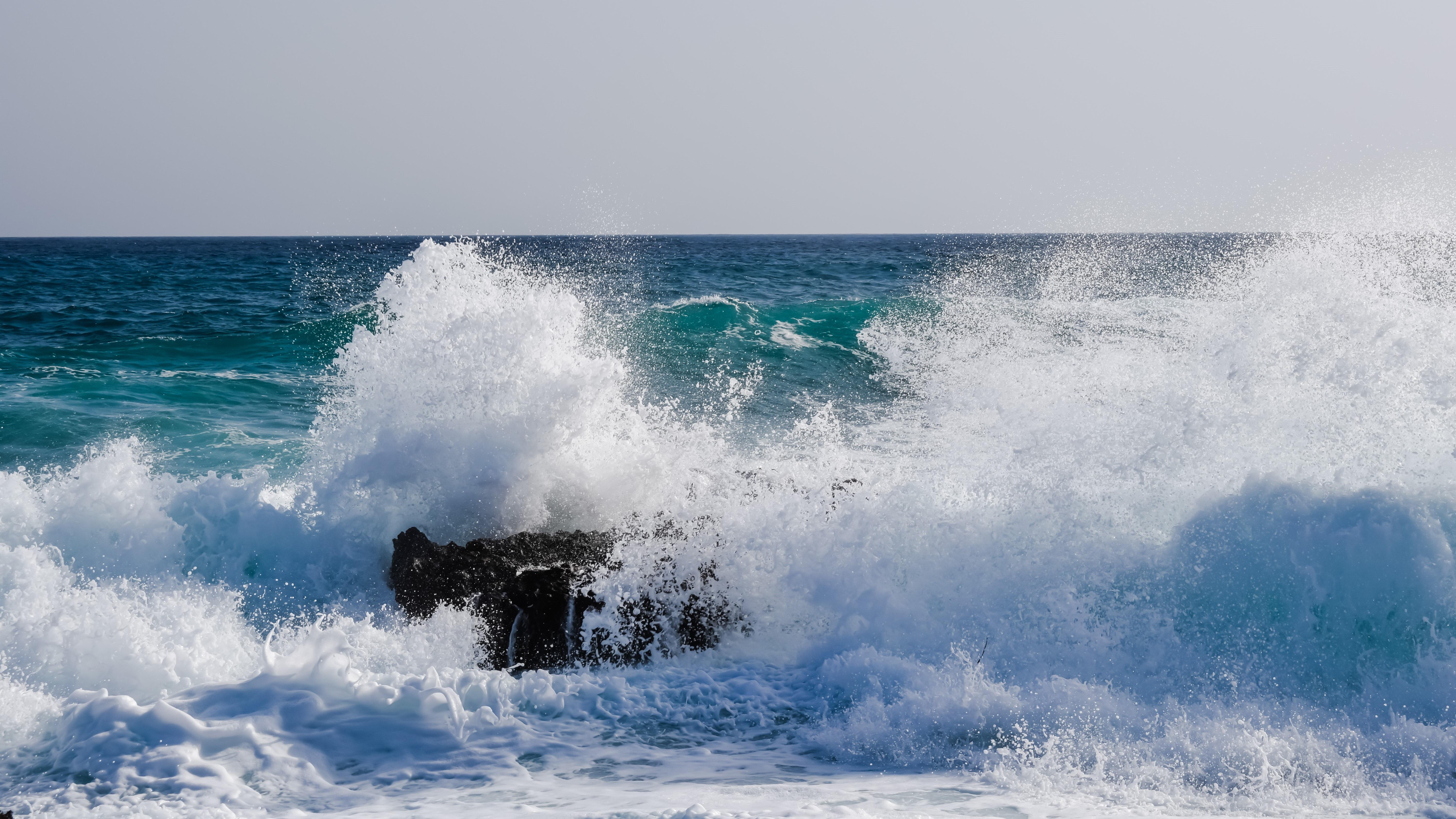 Free Images : beach, sea, coast, nature, rock, ocean, foam ...