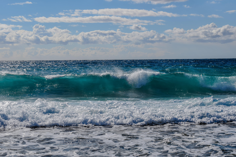 Картинки моря океаны волны