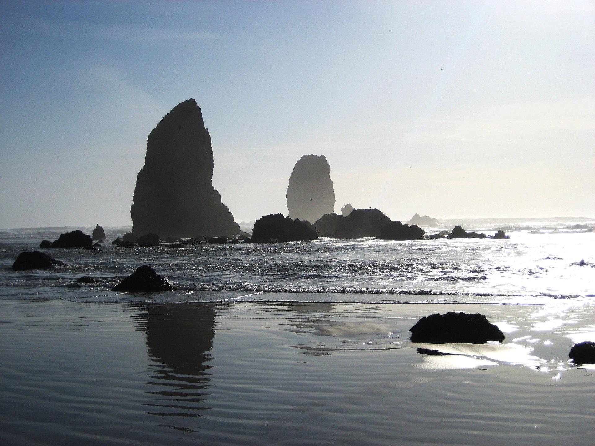Free Images : beach, sea, coast, nature, sand, rock, ocean, horizon