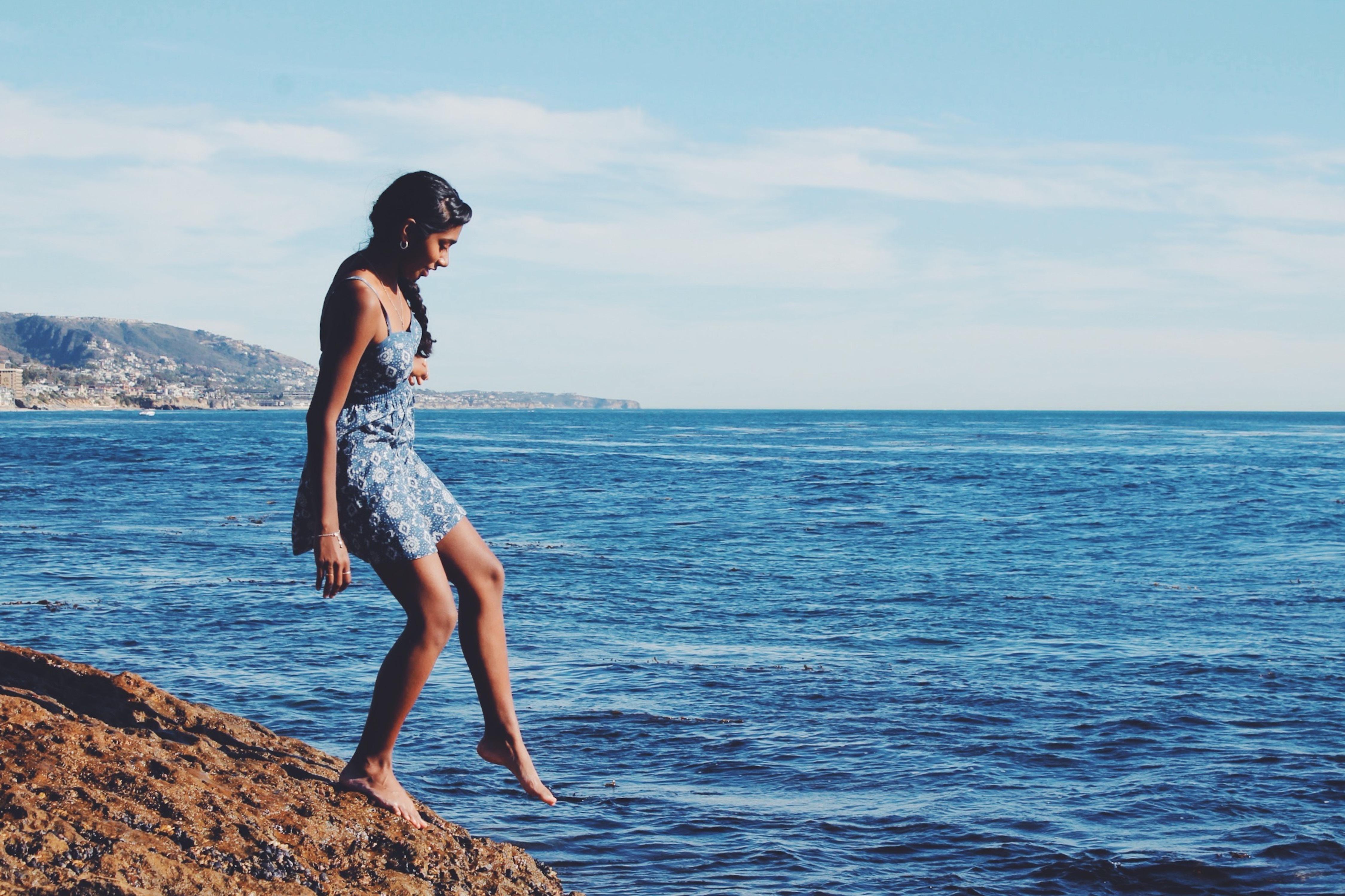 Девушки на заливе фото