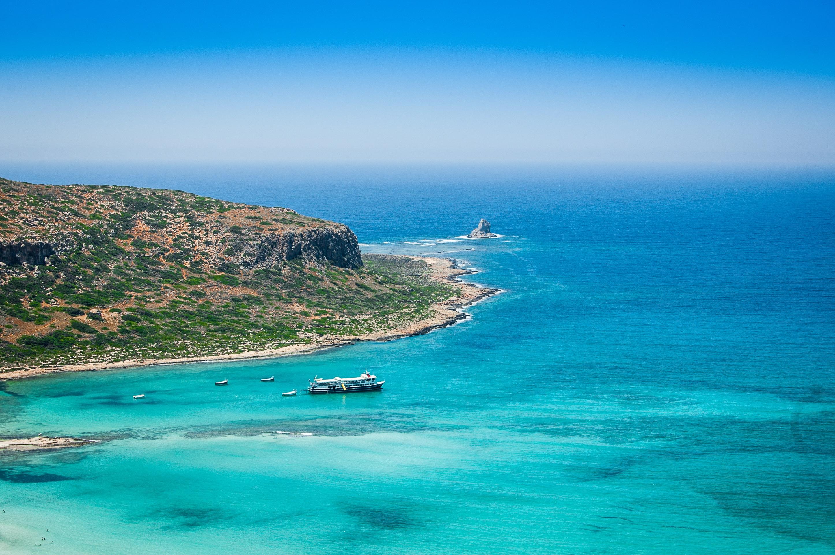 Фото отдыха в греции остров крит