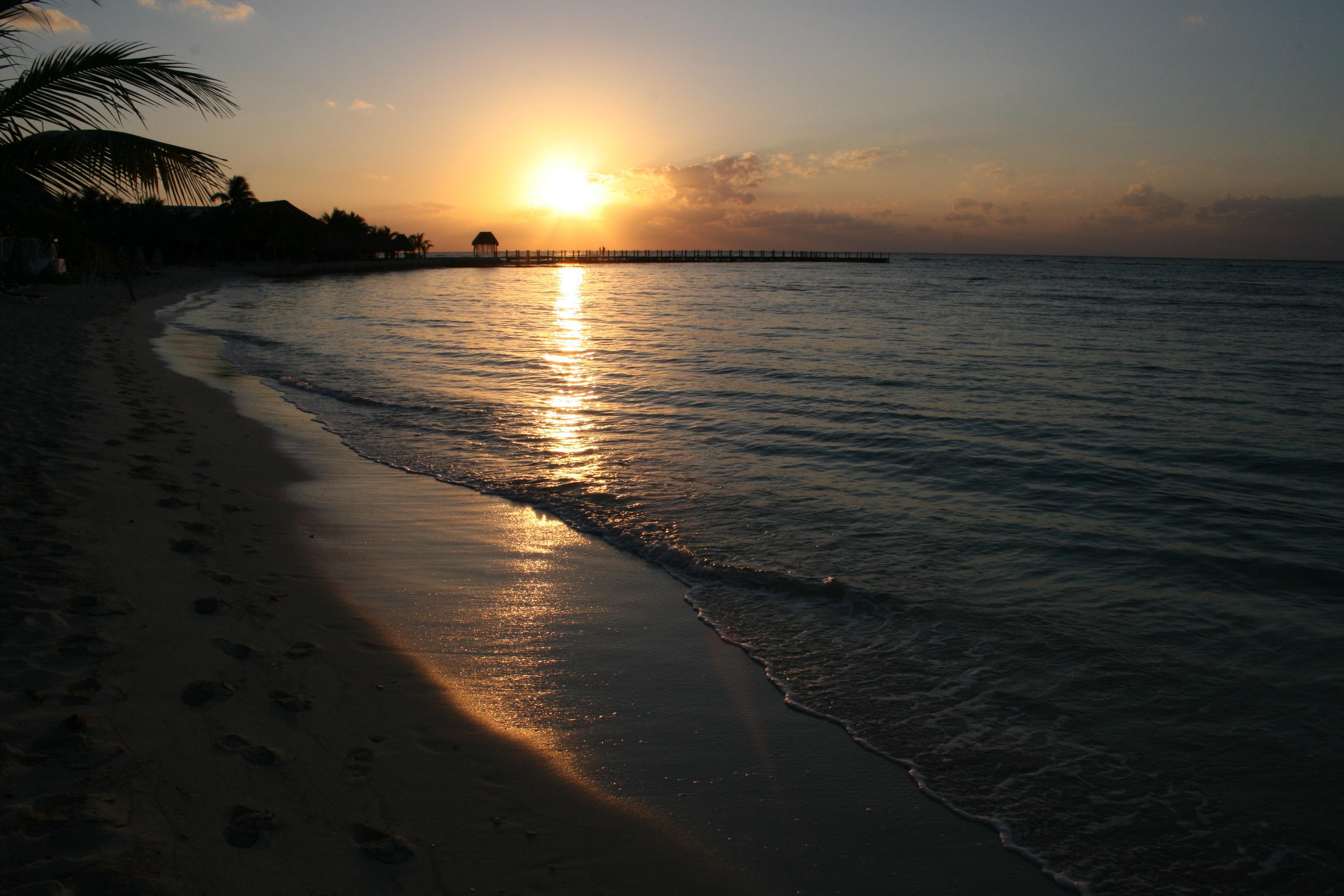 Картинки вечерний берег