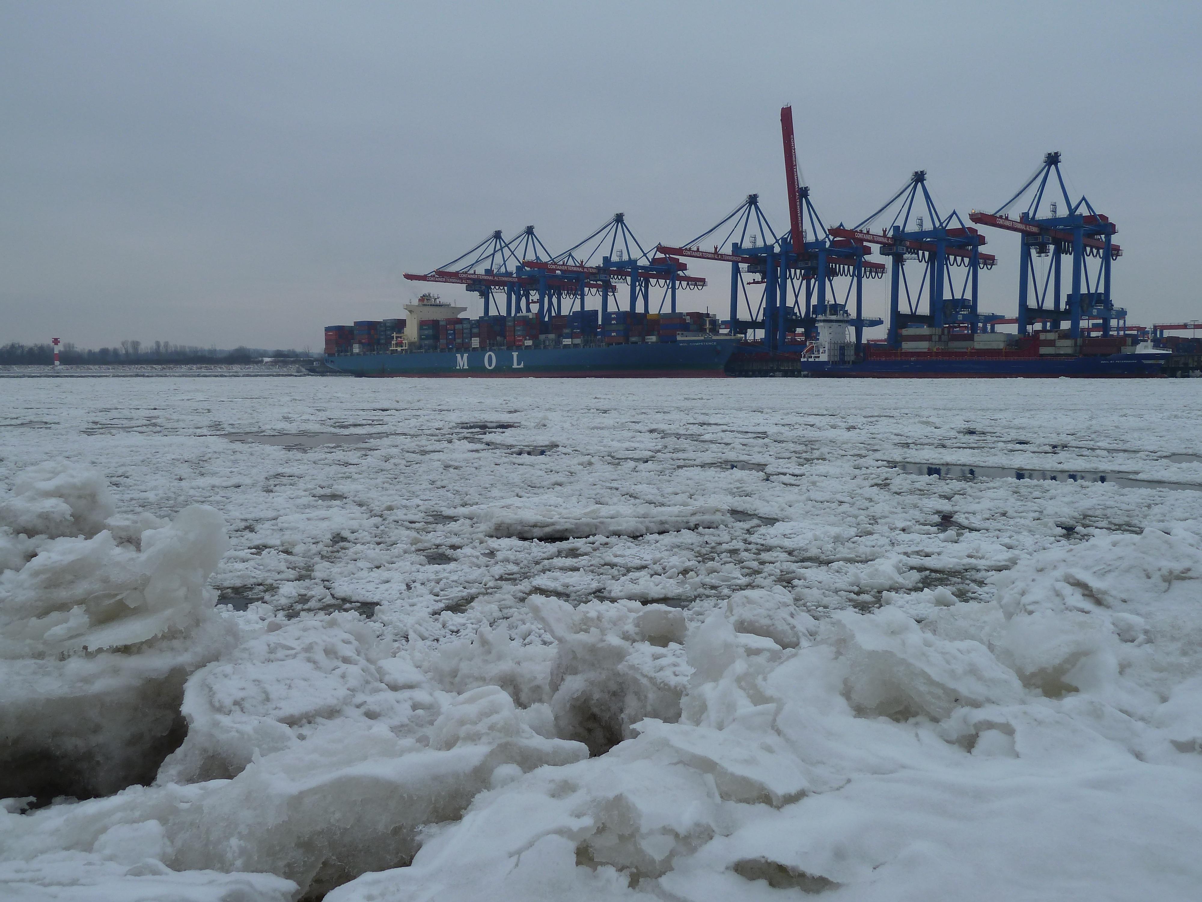 Kostenlose Foto Strand Meer Küste Wasser Ozean Schnee Winter