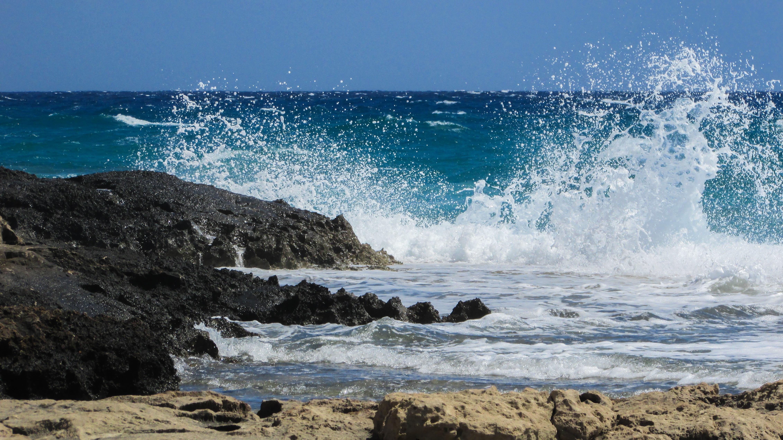 Free Images : beach, sea, coast, rock, ocean, liquid ...