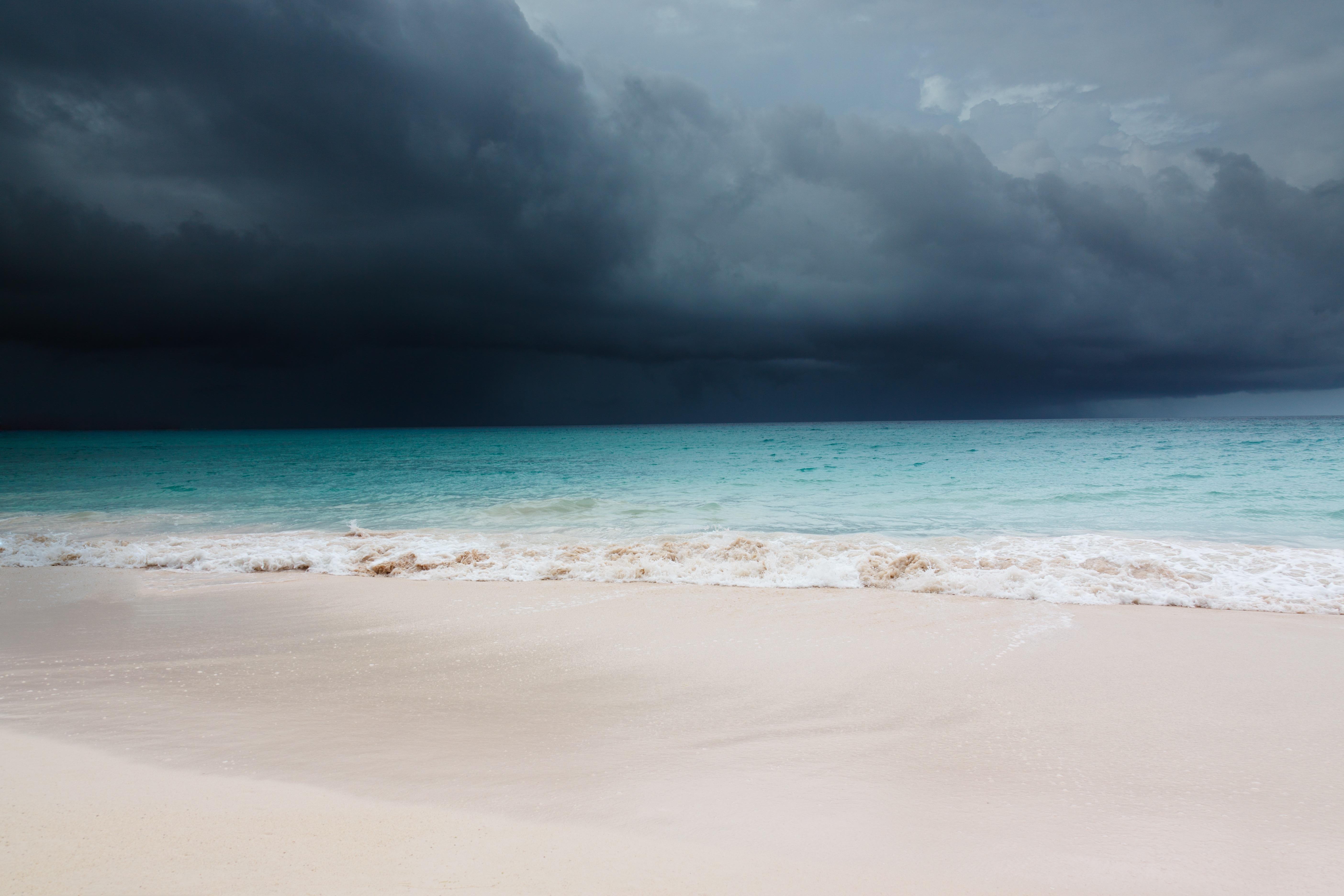 Beach And Ocean Storm: Free Images : Beach, Sea, Coast, Sand, Ocean, Horizon