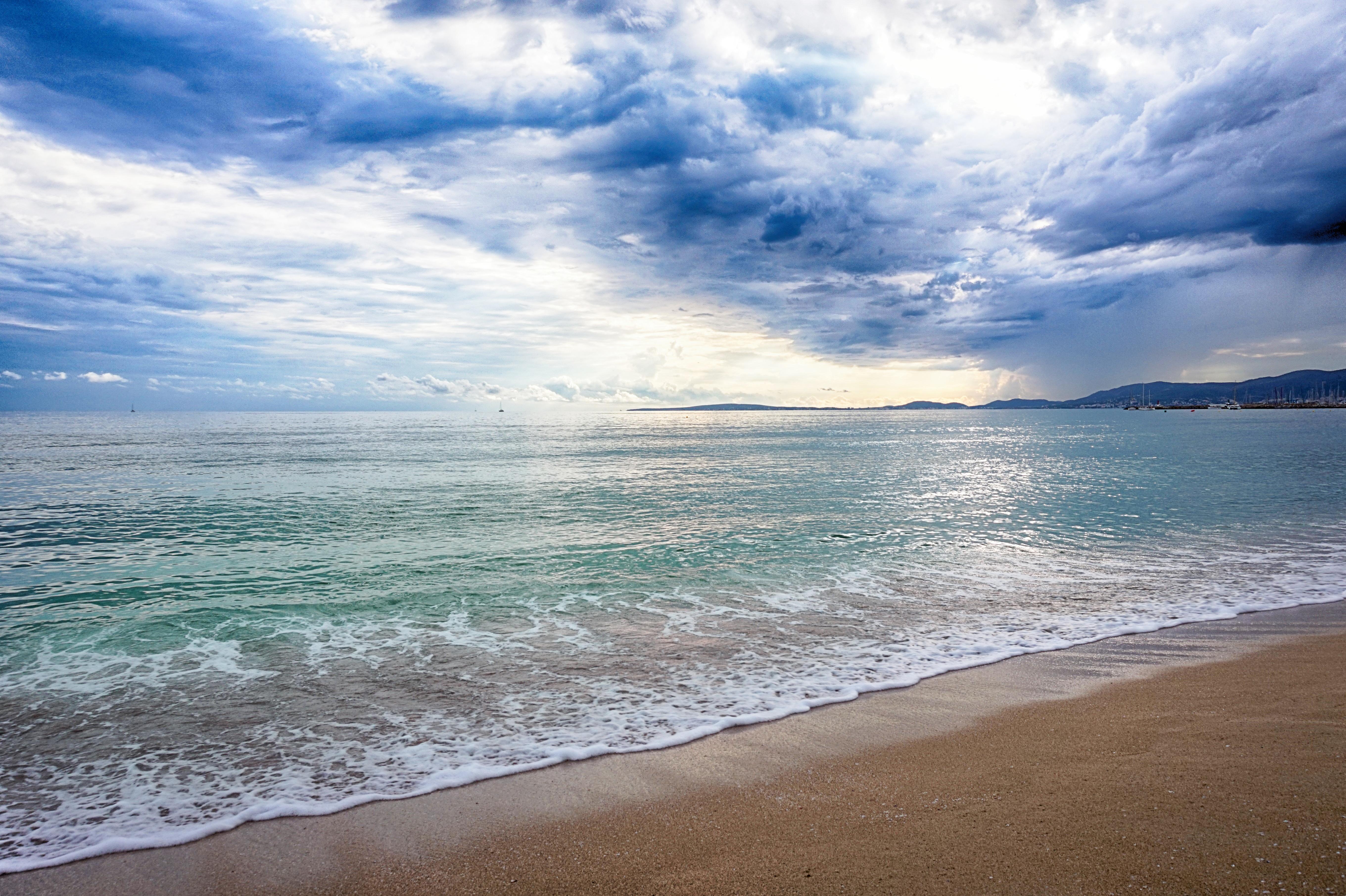 sky sea beaches - photo #10