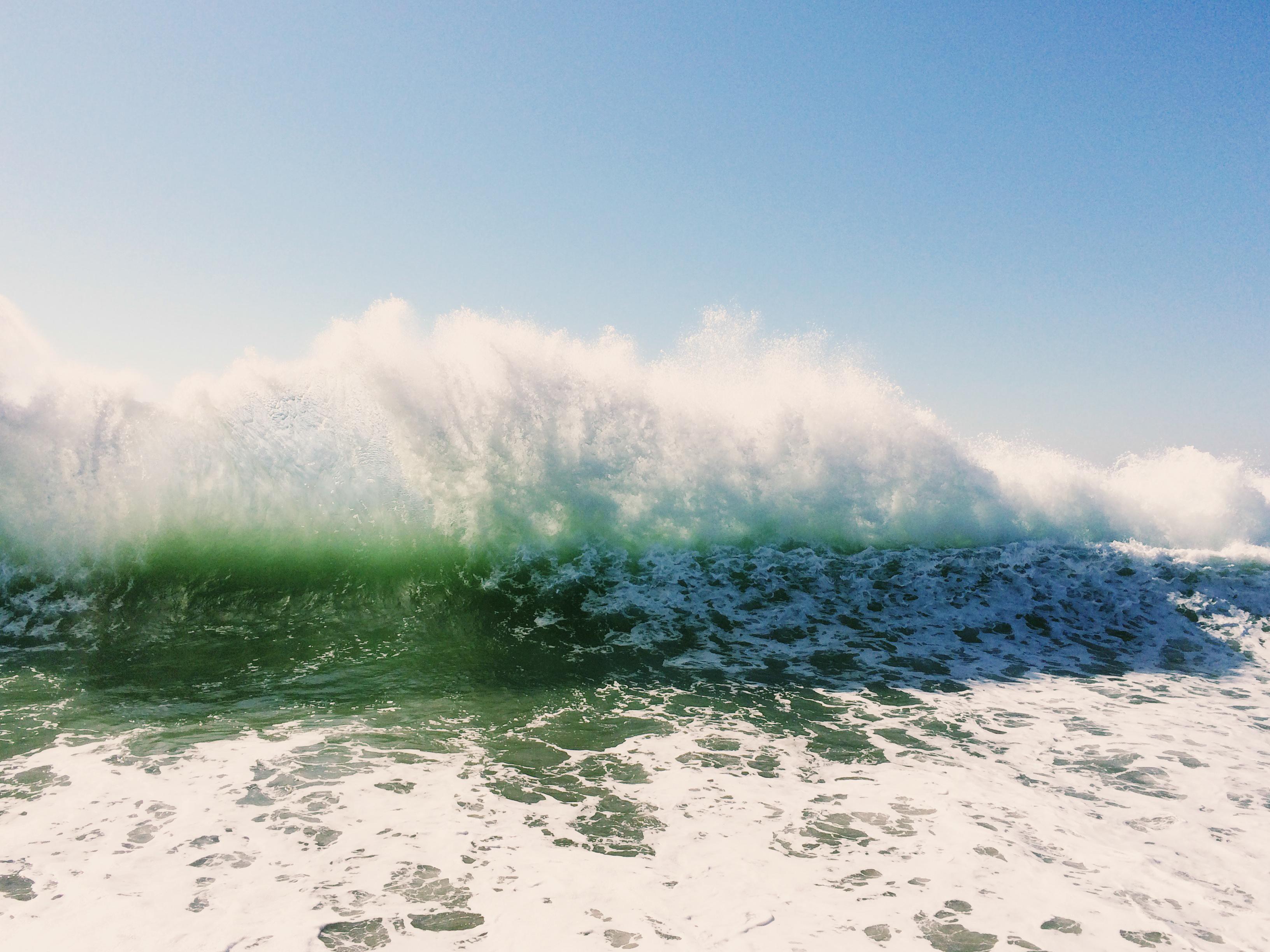 Free Images : sea, coast, water, sand, ocean, horizon, cloud