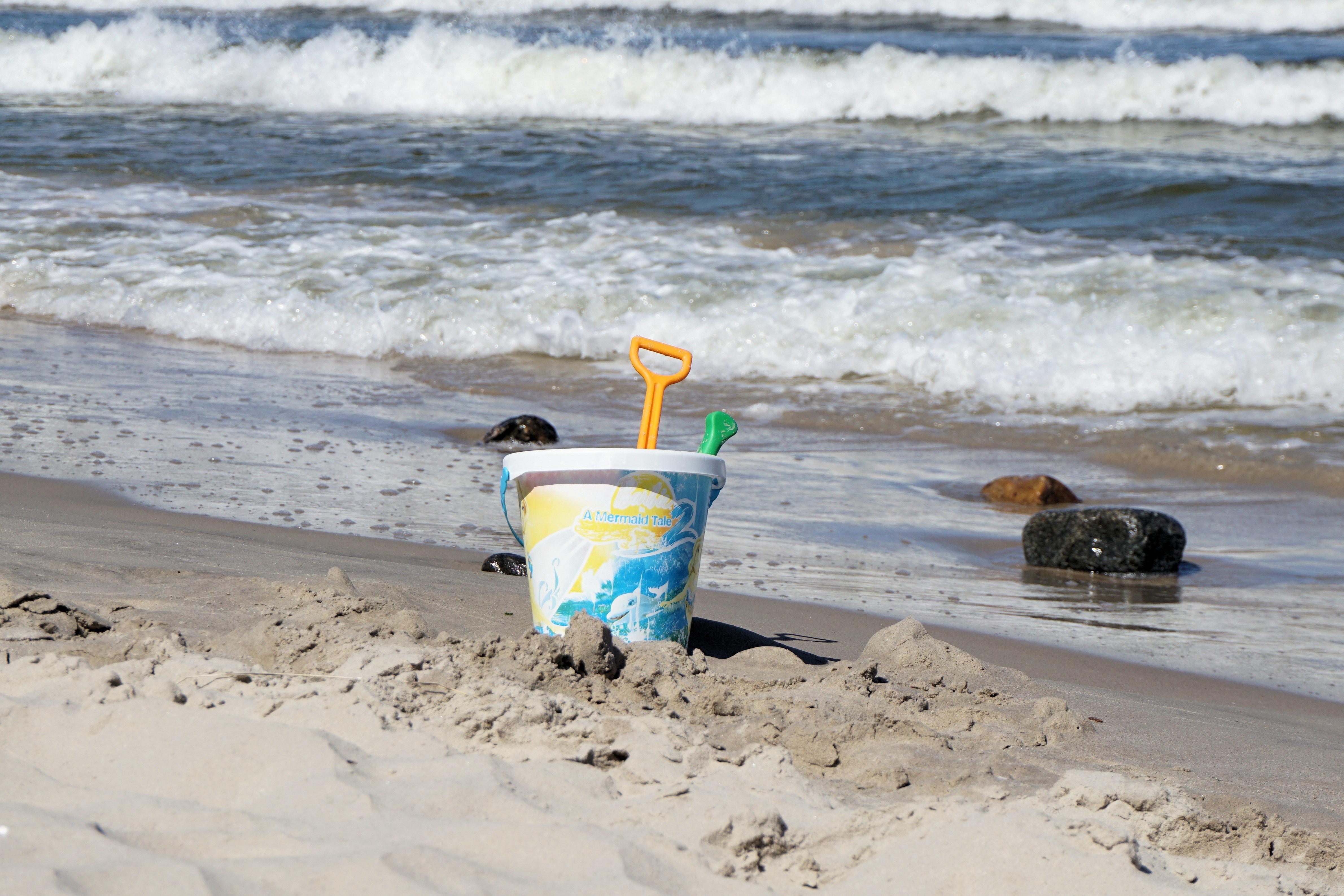 Картинки песком и водой