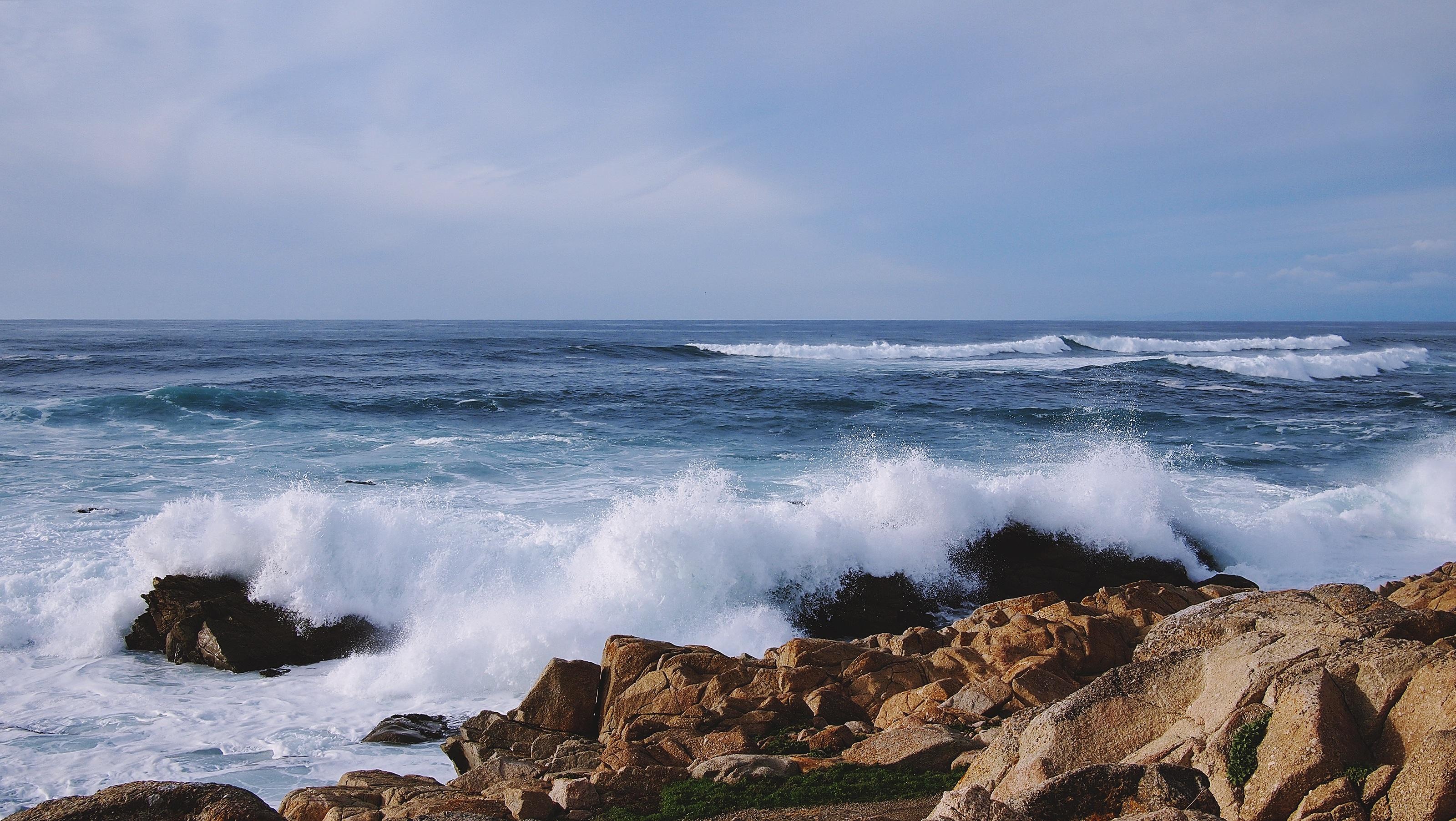 Фото океана на далер ру