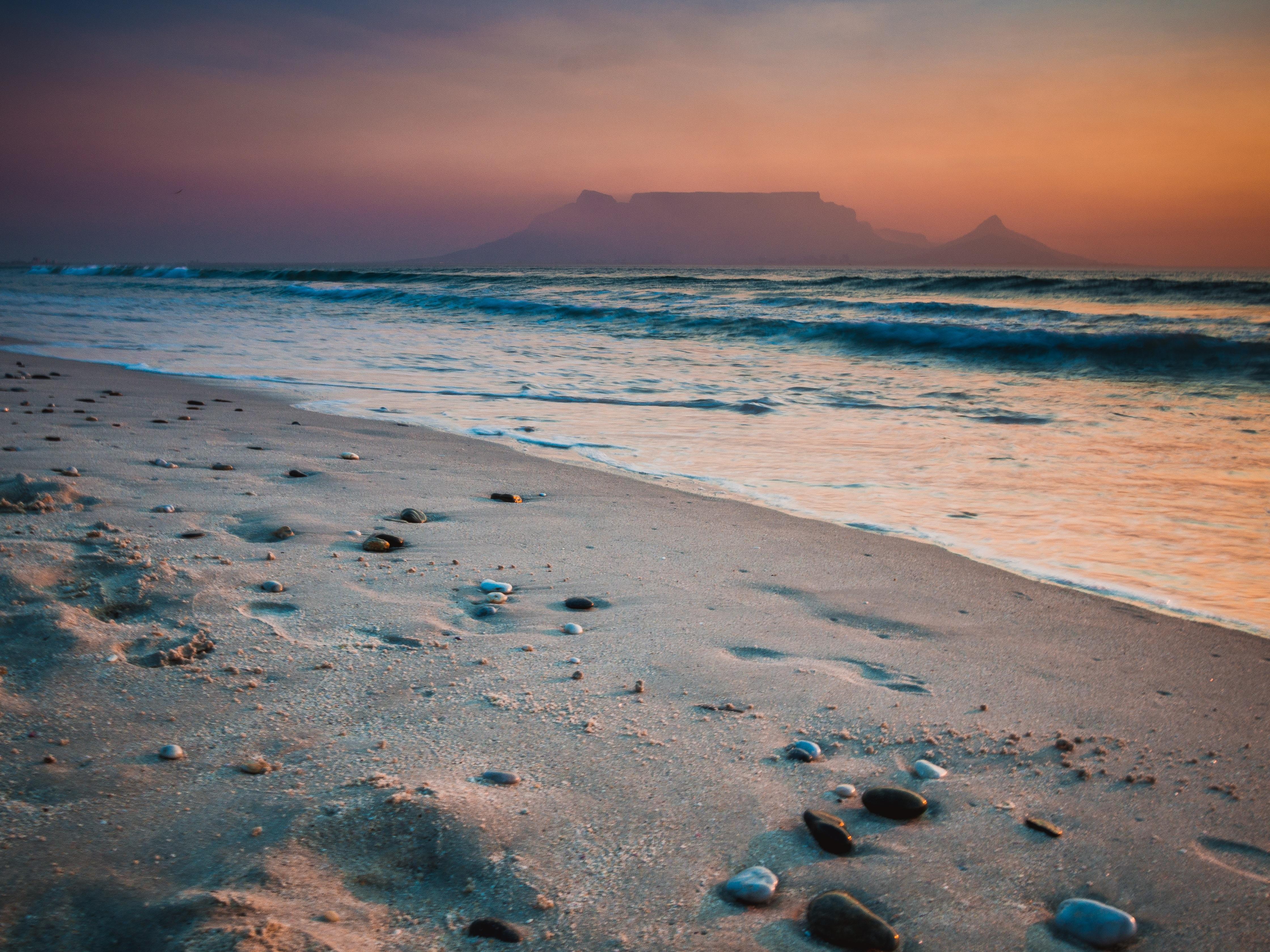 Картинки фото море песок