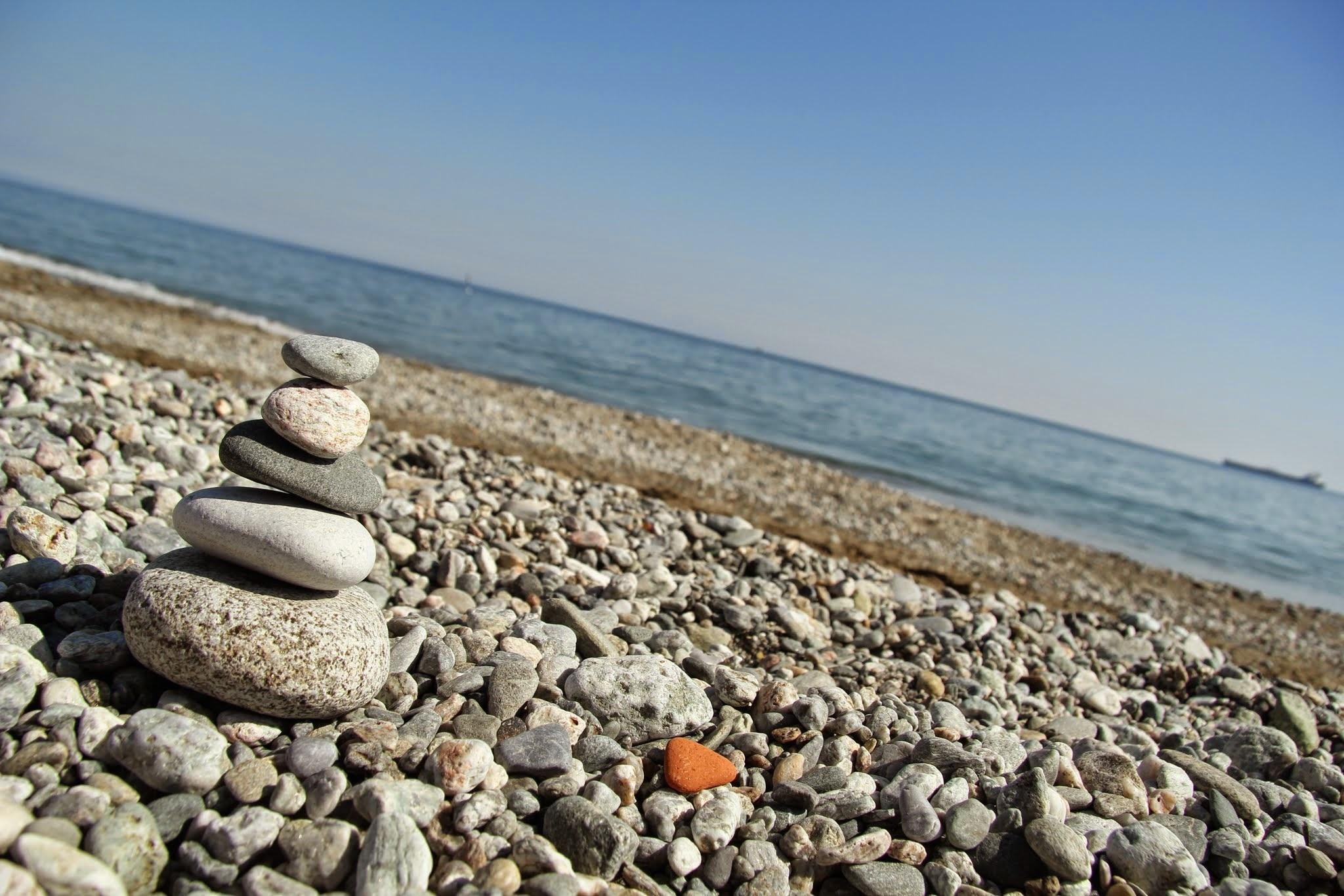 Fotos gratis playa mar costa arena rock oceano for Fotos piedras zen