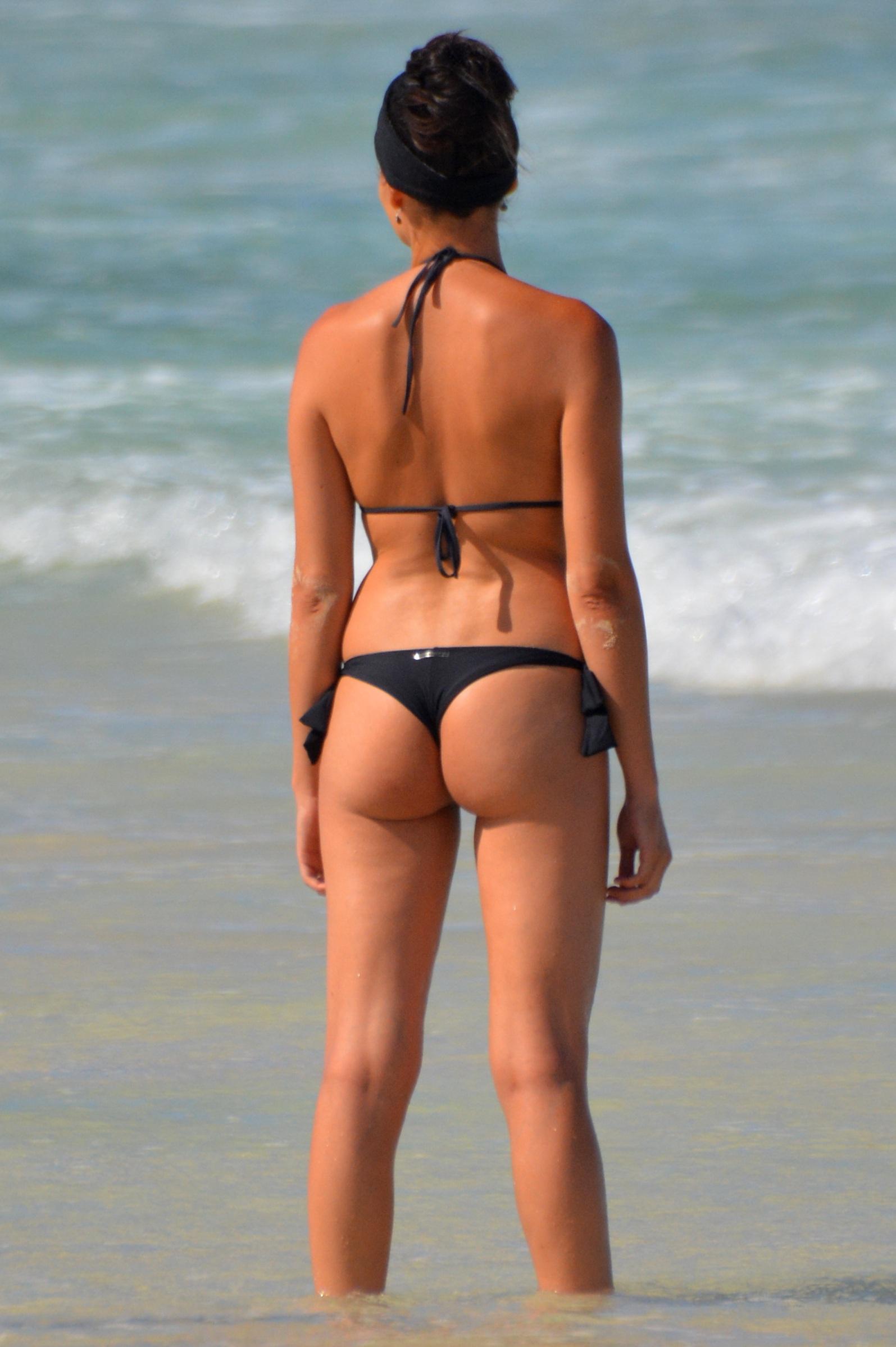 Exact String bikini ocean