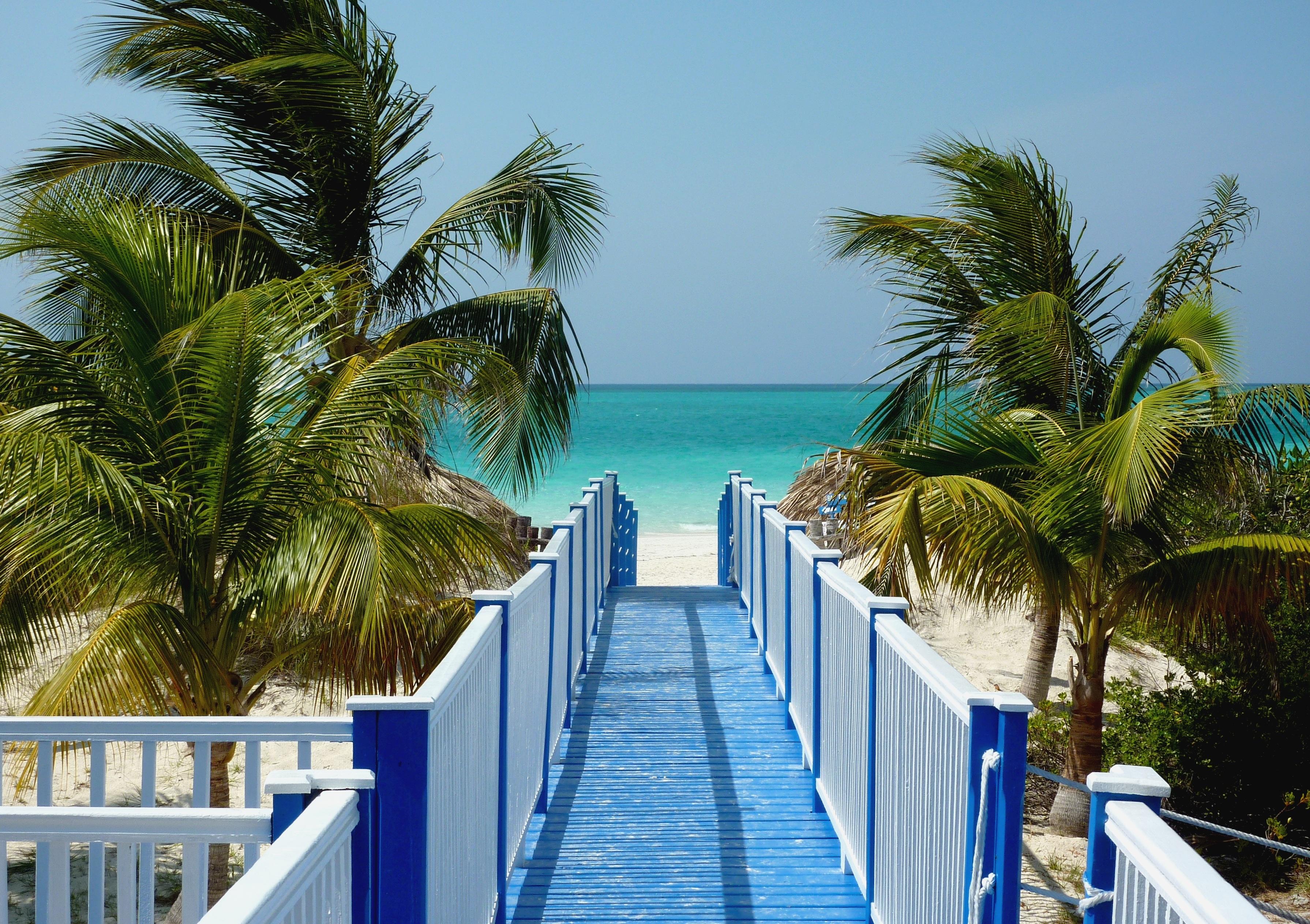 Beach Sea Ocean Villa Summer Vacation Web Swimming Pool Holiday Bay Property Cuba Resort Estate Caribbean