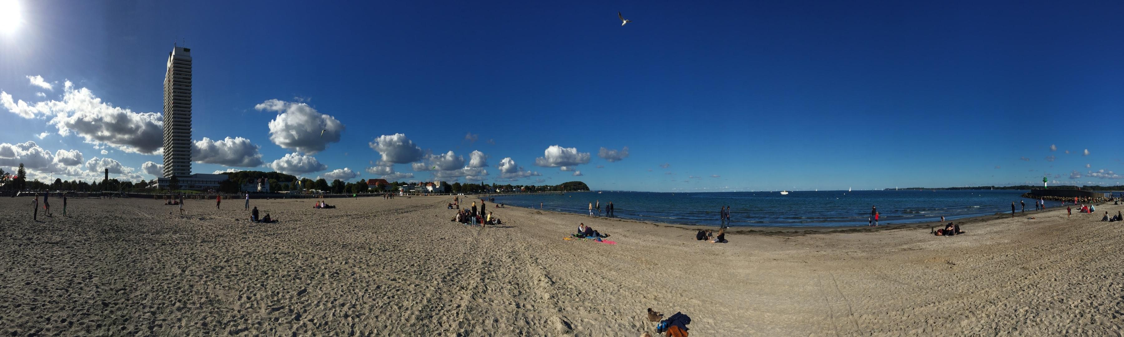 Kostenlose foto strand meer panorama spielzeug sport