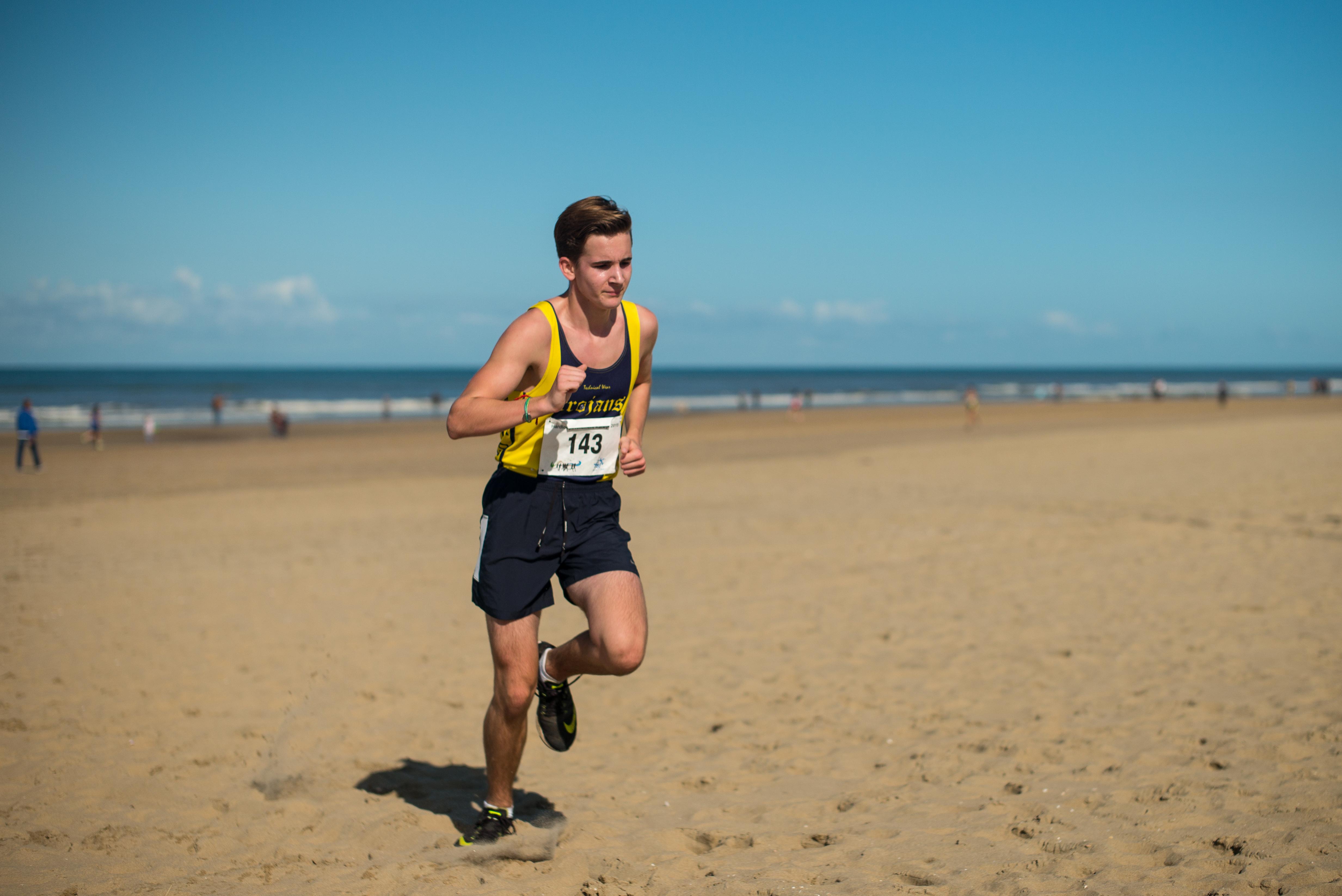 The 5th Kihim Running and Living Beach Half Marathon