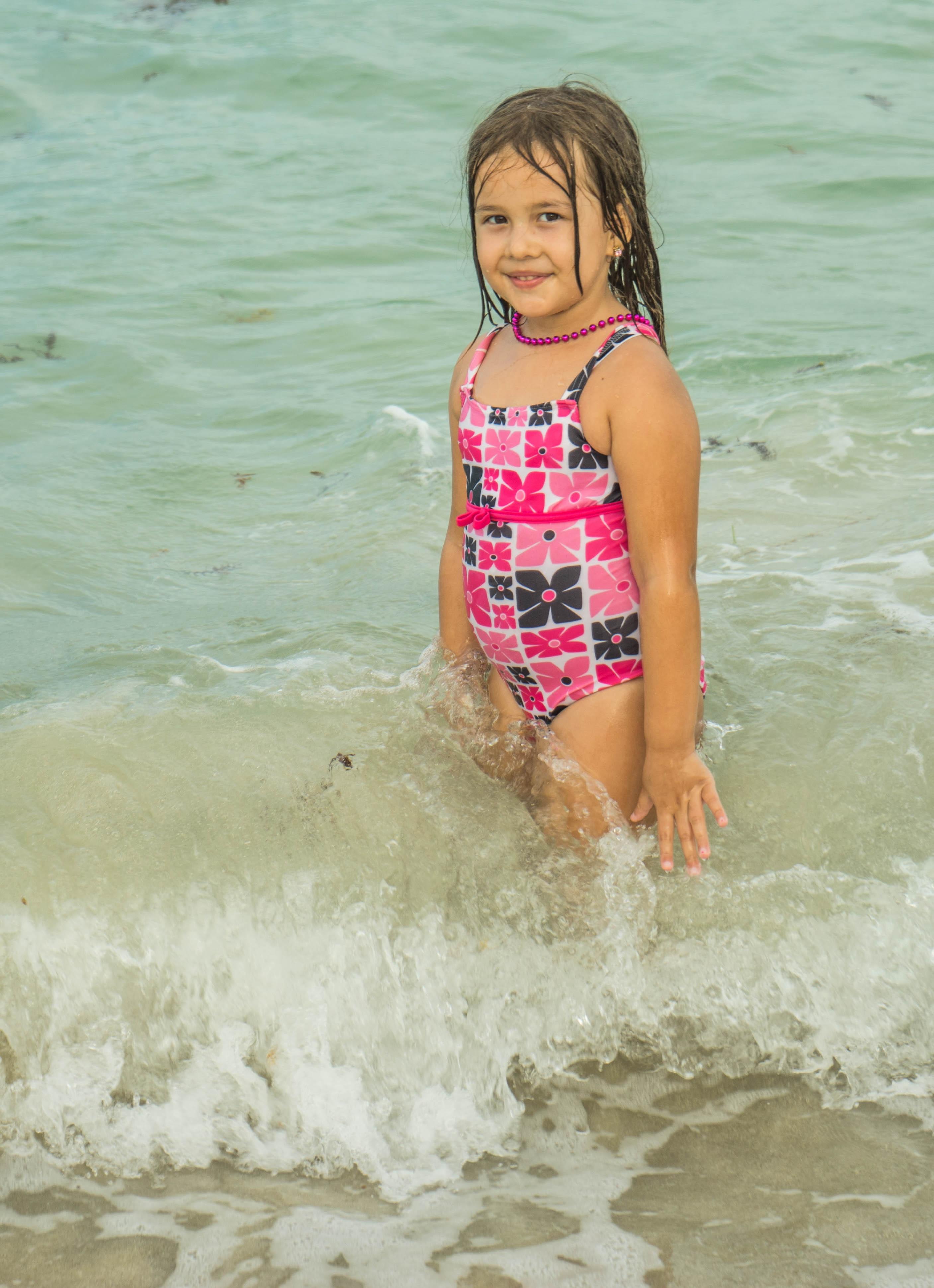 maillot de bain fille enfant