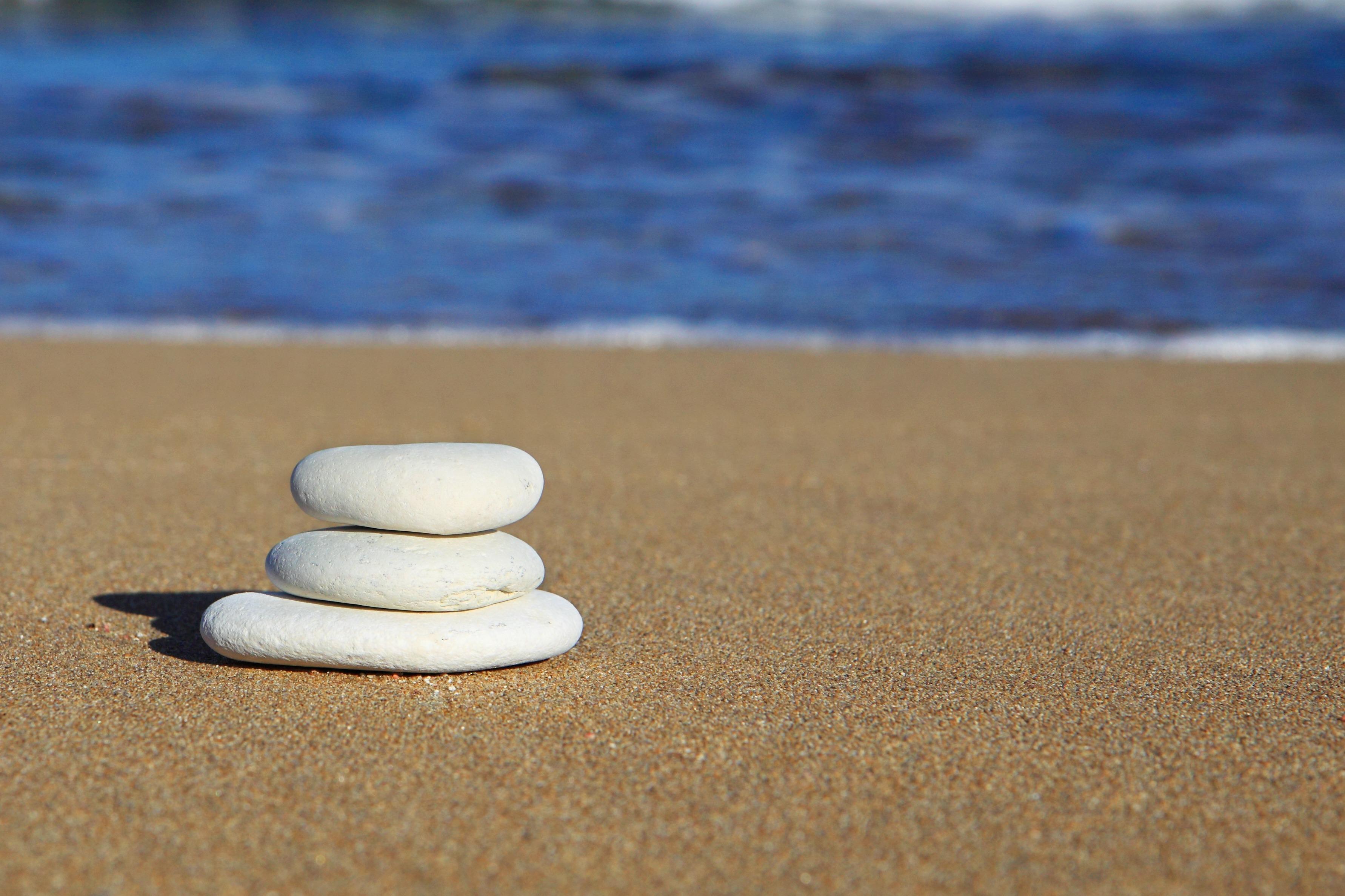 белые камни природа  № 2917152 загрузить