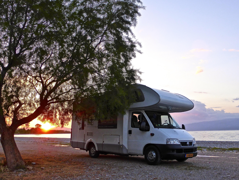 Car Camping Near Malibu