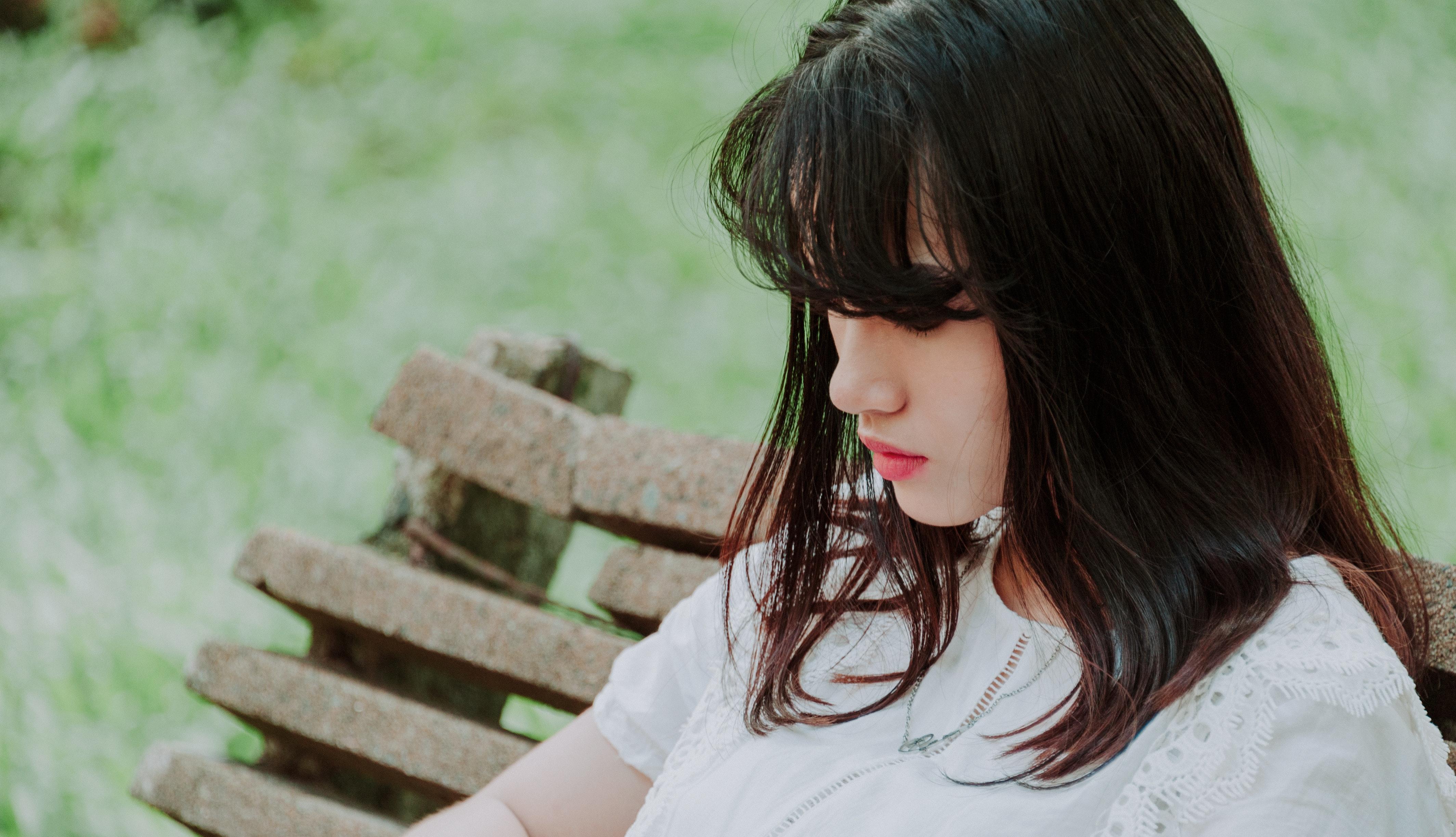 Комментарии к волосу девушки — img 1