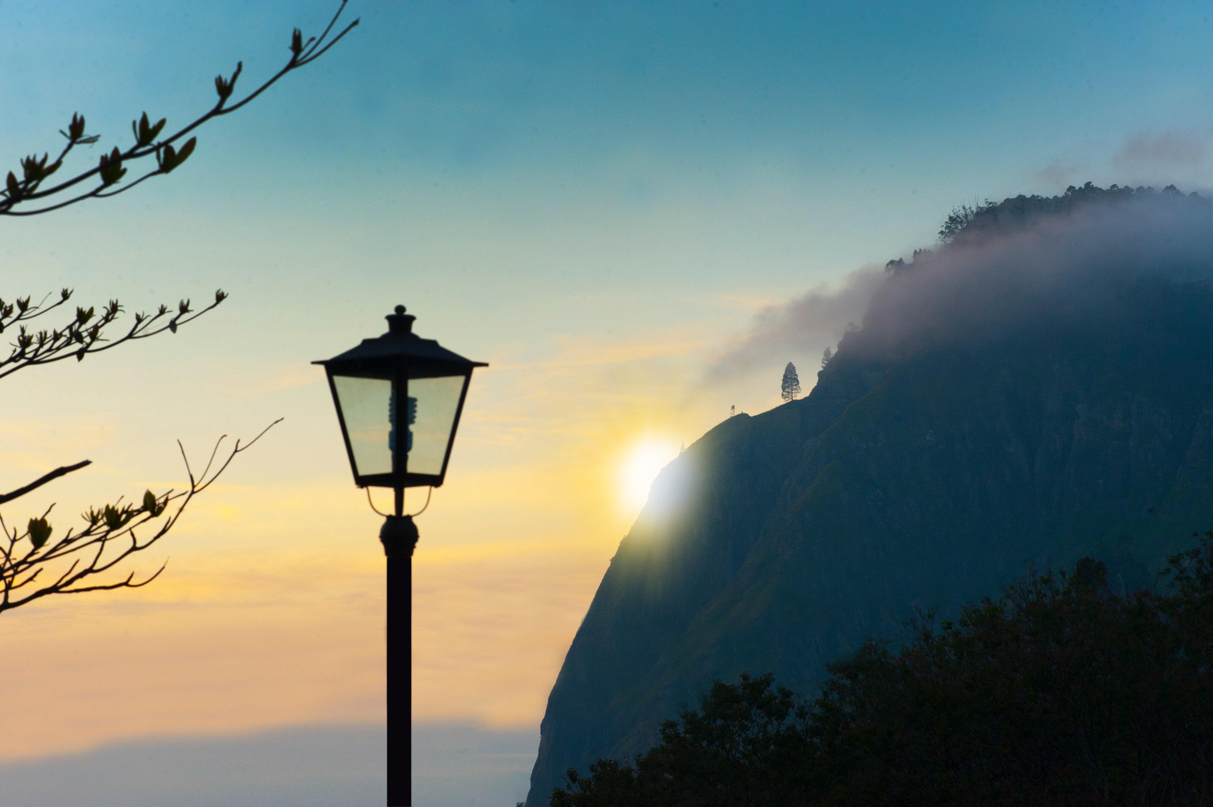 Pripojiť osvetlenie krajiny