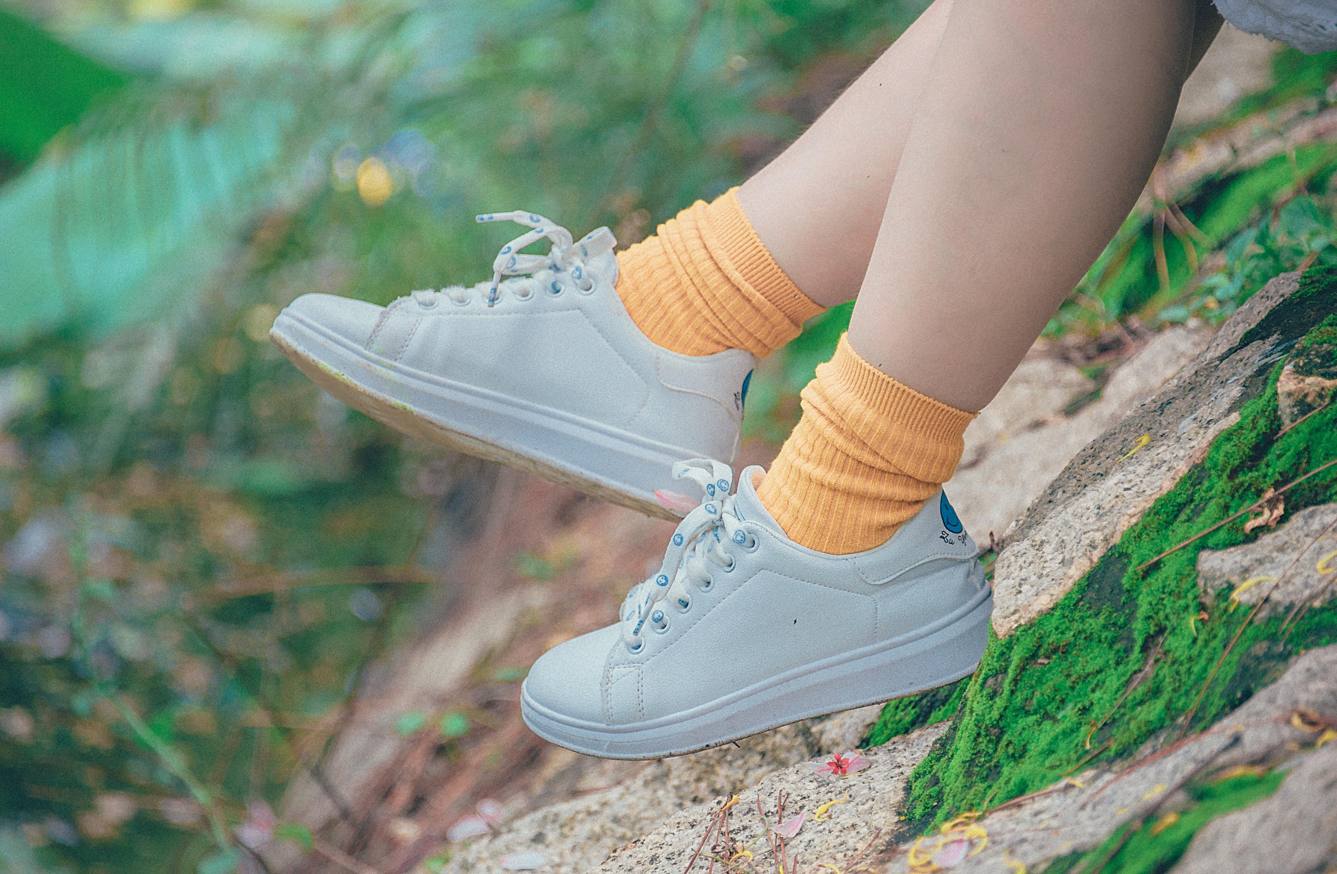 đẹp con gái giày dép Giày Chân Giày chơi quần vợt cỏ Giày ngoài trời chân