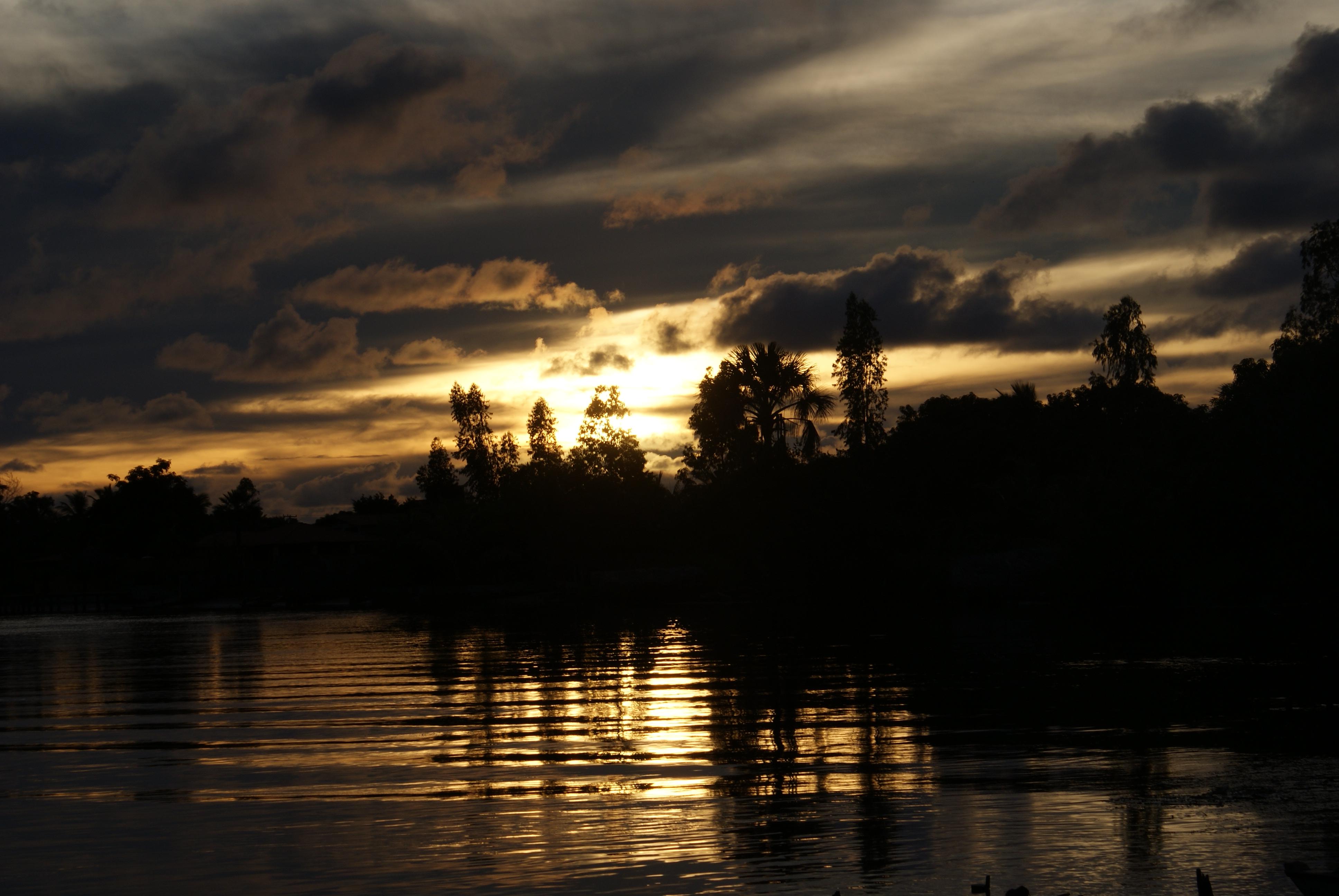 Free Images Beautiful Sunset River Nature Reflection Body Of Water Cloud Waterway Horizon Dusk Evening Lake Sunrise Atmosphere Tree Calm