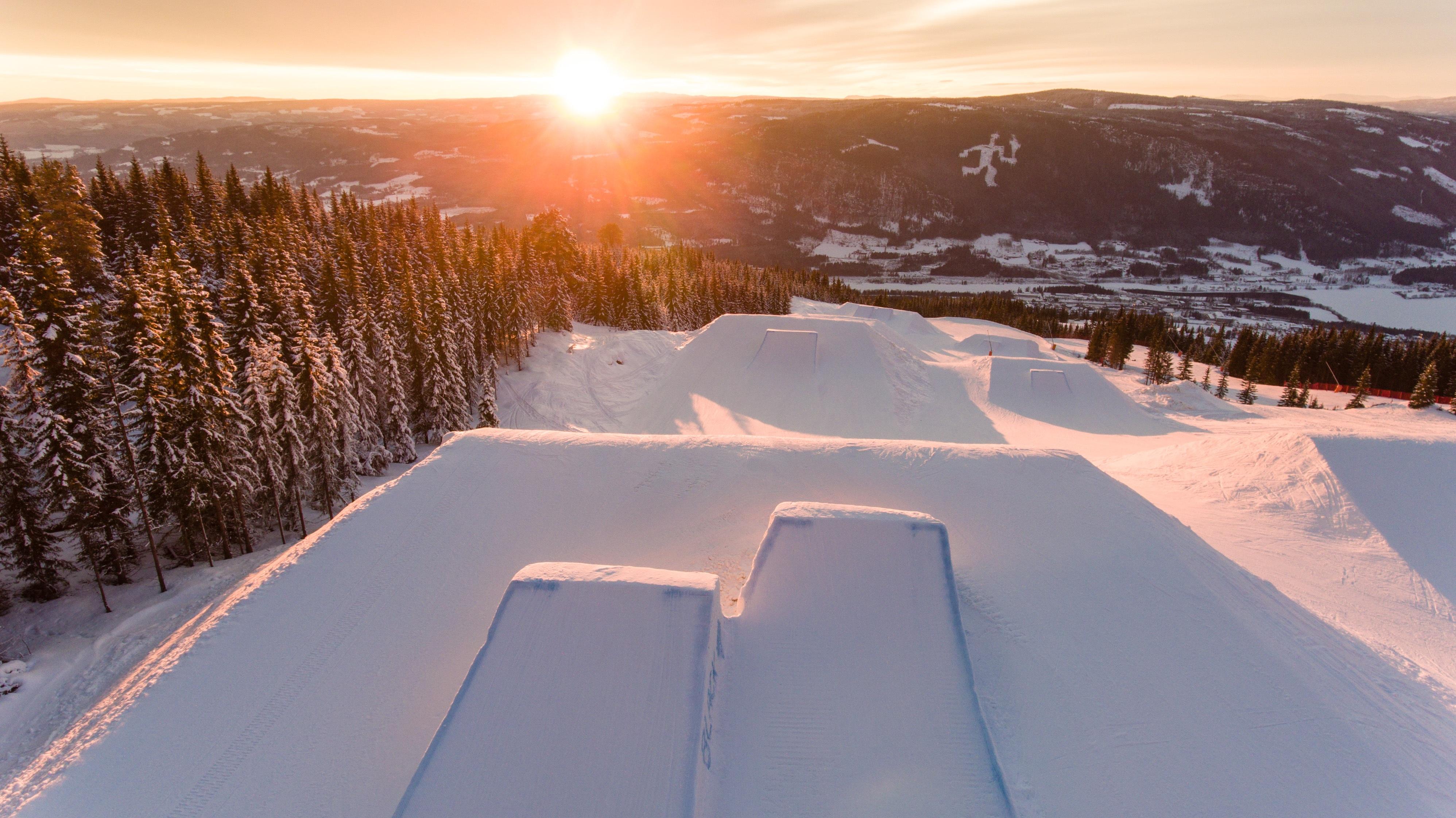 hermosas fotos de invierno naturaleza Fotos Gratis Hermosa Invierno Puesta De Sol Amanecer