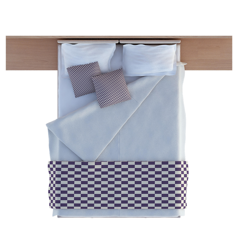 Kostenlose Foto Bett Schlafzimmer Beilaufig Entwurf Oben