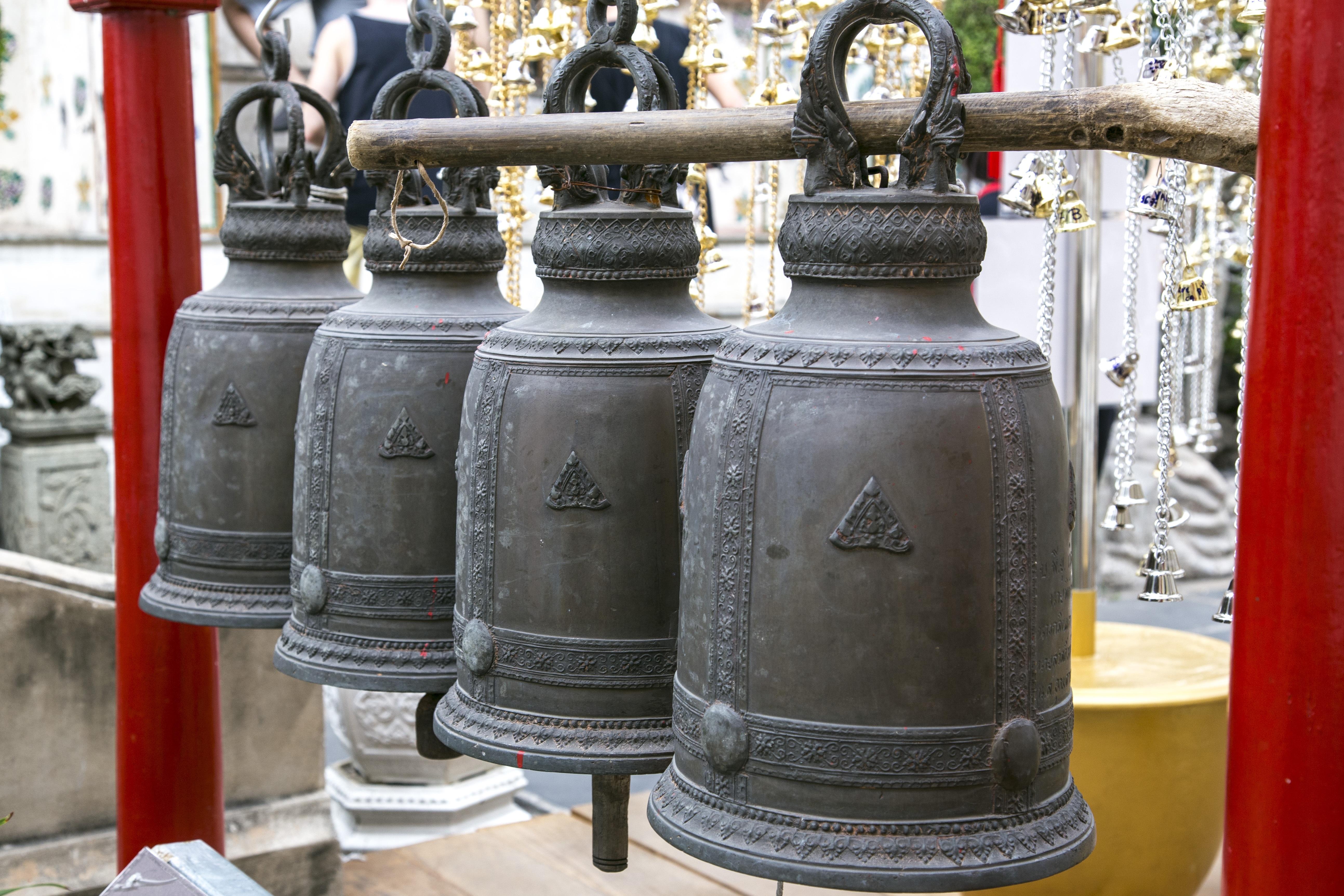 Gratis billeder klokke metal buddhisme d k thailand - Muebles de tailandia ...