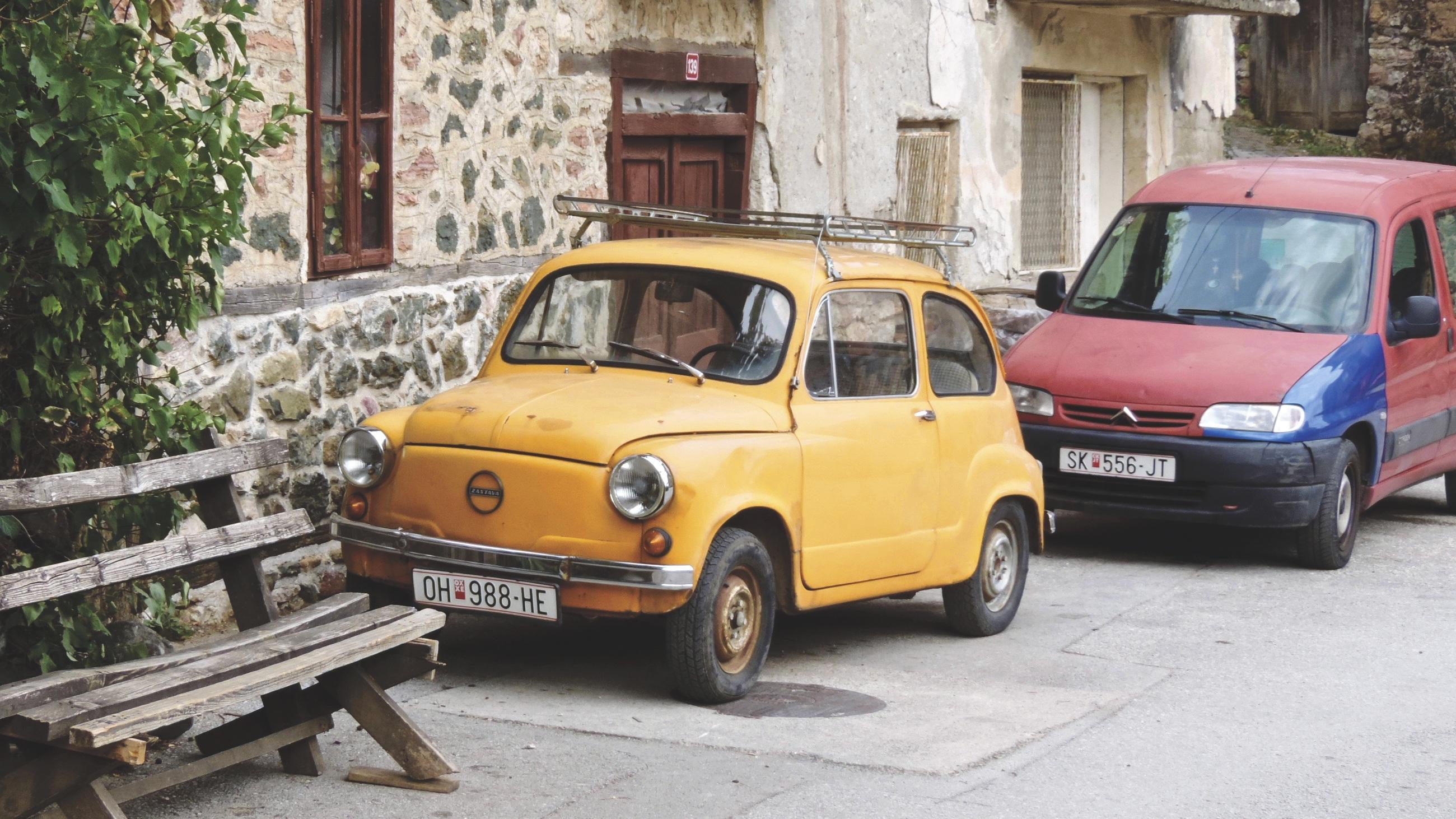 Bench Car Vintage Old Vehicle Cars Clic Antique City Land Automobile