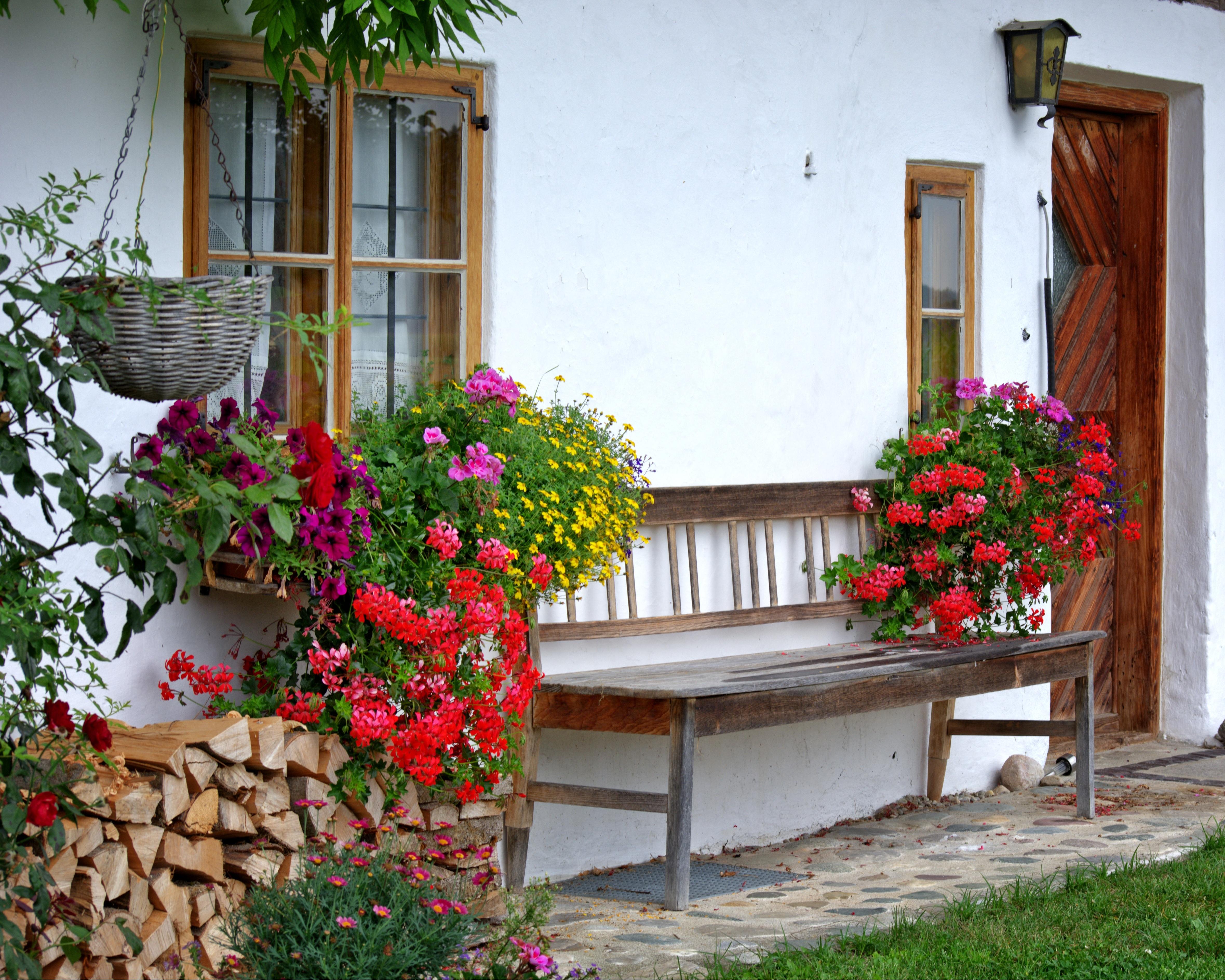 Apartment Entrance Exterior Front Porches