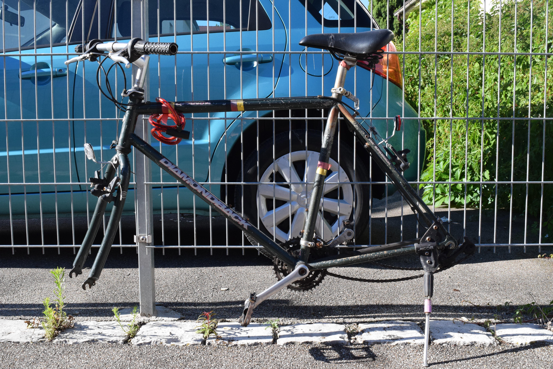 Kostenlose foto : Fahrrad, Transport, Fahrzeug, Rahmen, Verkettet ...