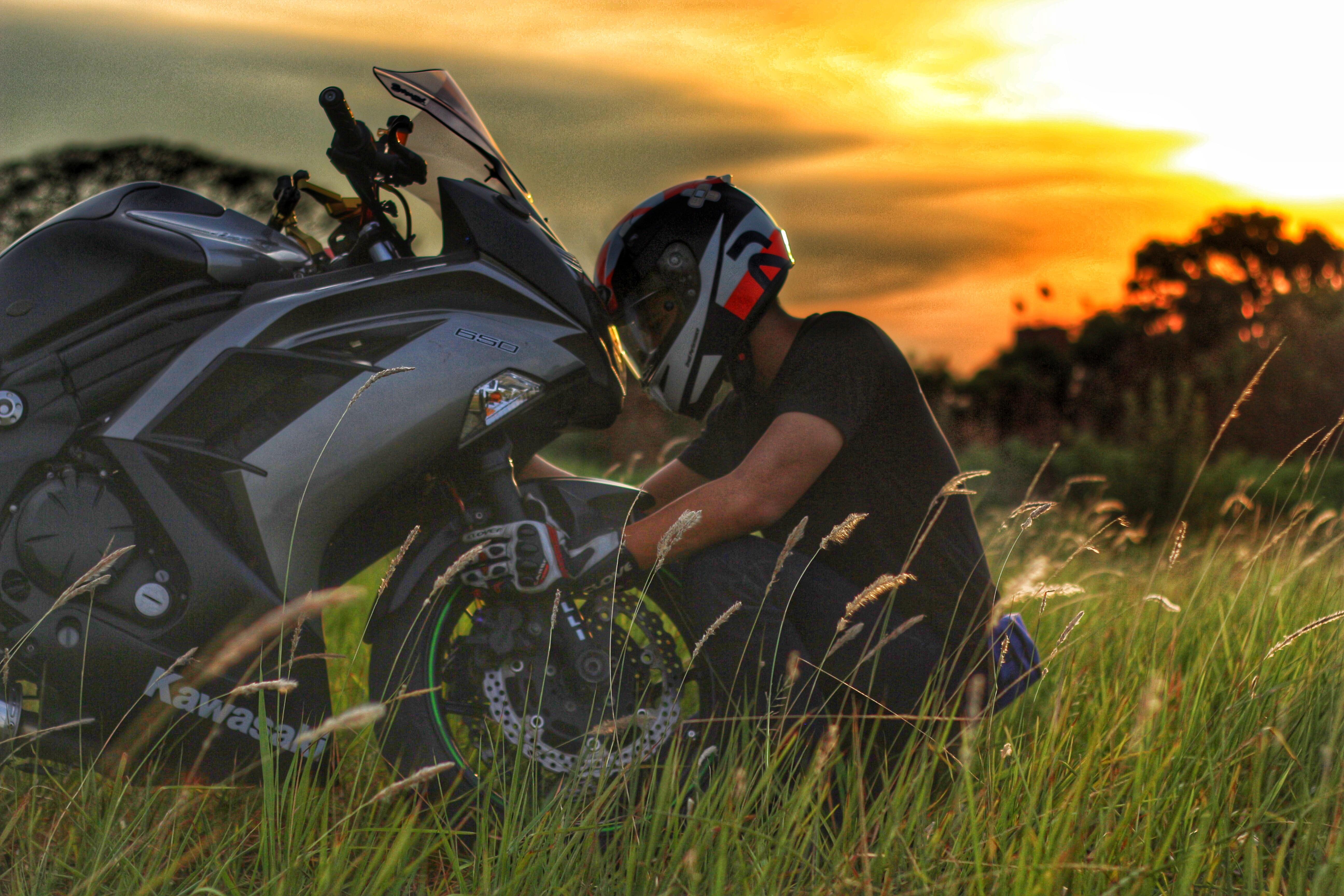 как видно мотоциклы фото на аву лошади