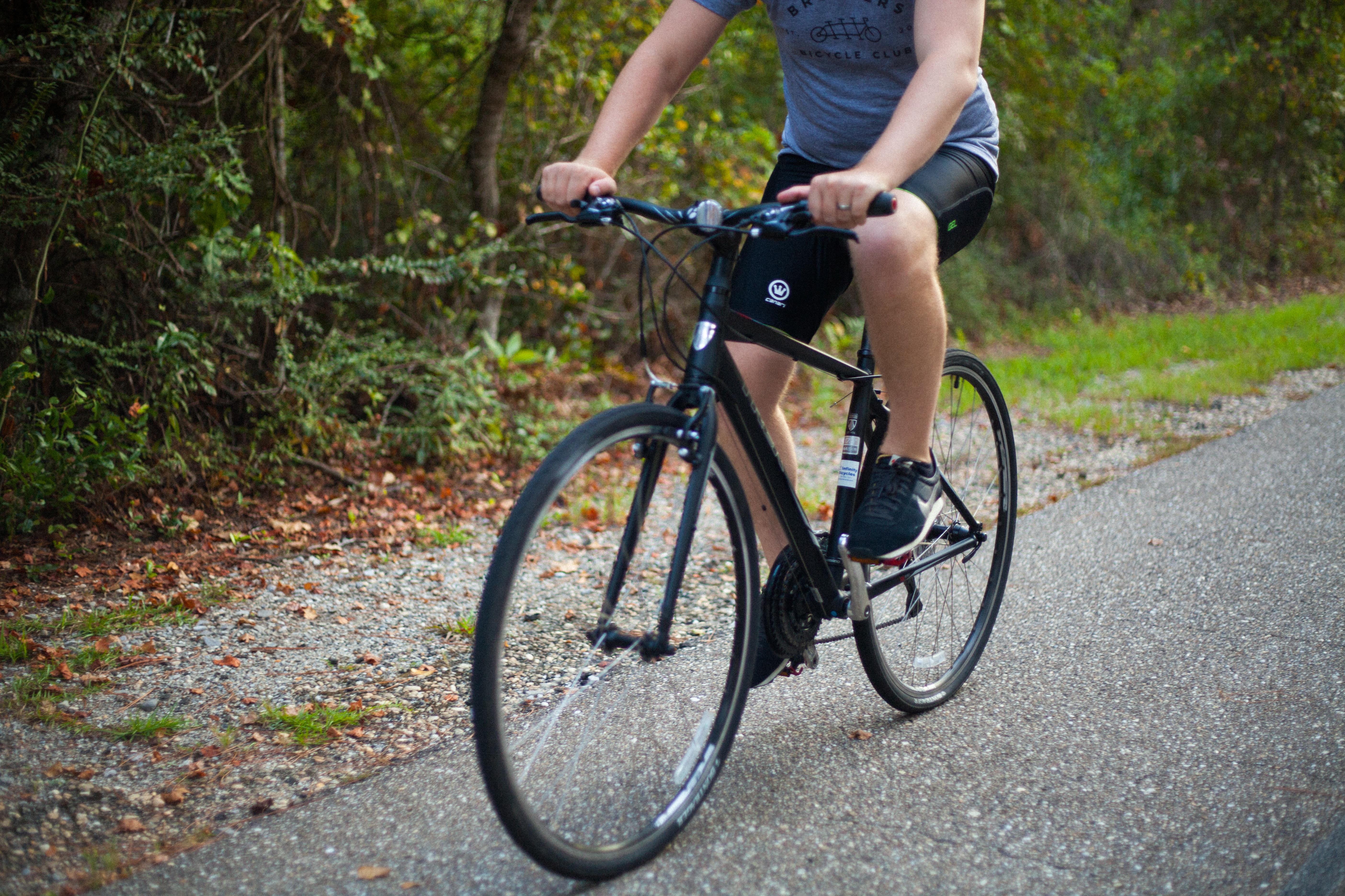 Kostenlose foto  Fahrzeug Sportausrstung Mountainbike
