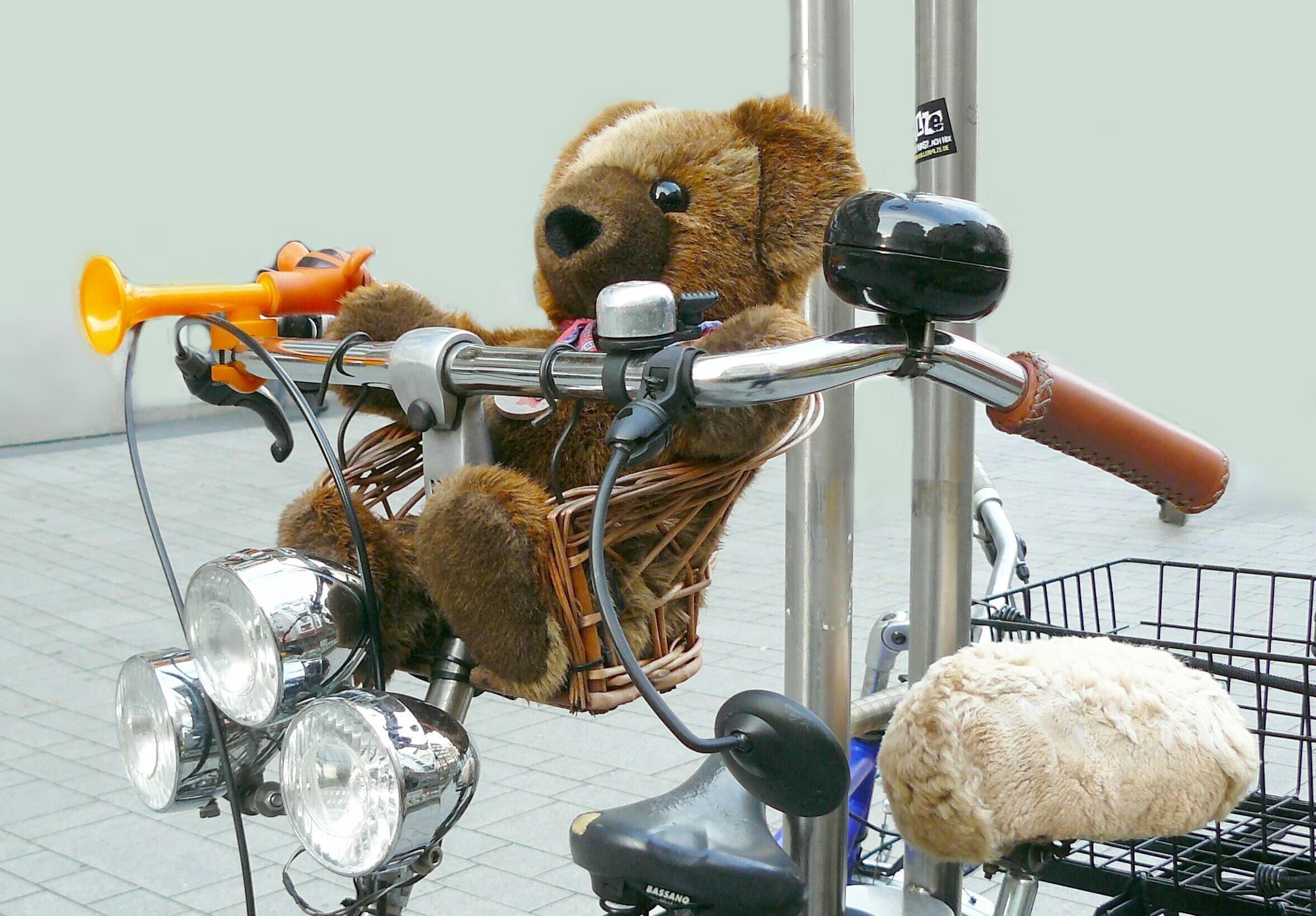 speelgoed fietsstuur