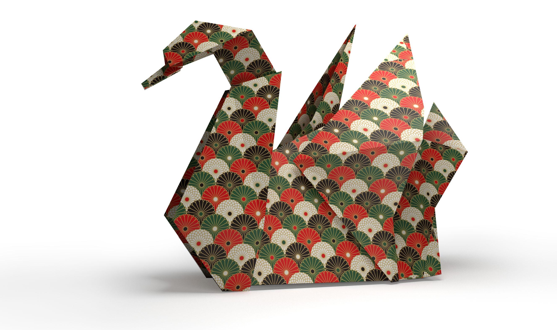 China Eco-Friendly Origami Folding Kraft Paper Bag for Coffee ...   1573x2657